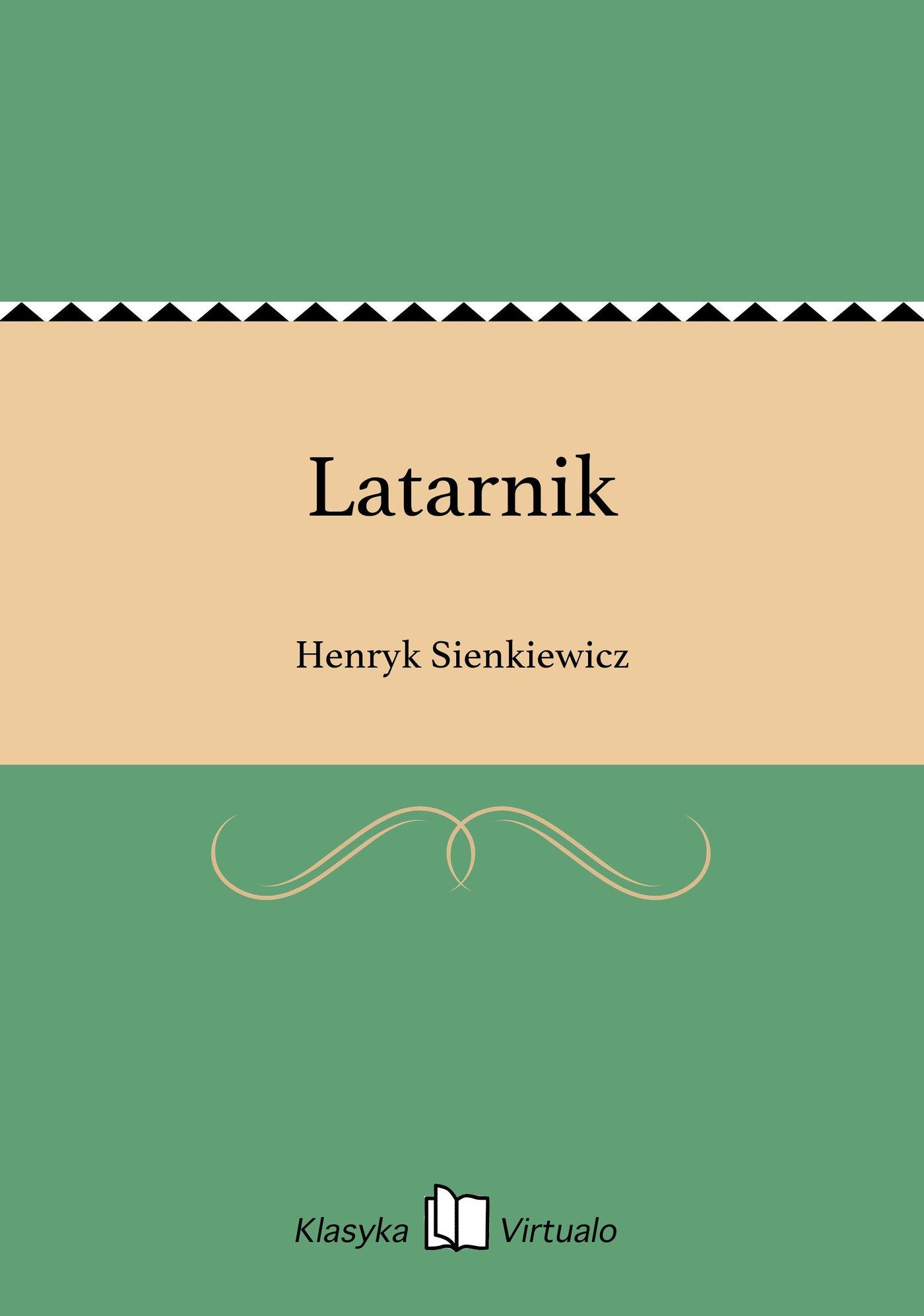 Latarnik - Ebook (Książka EPUB) do pobrania w formacie EPUB