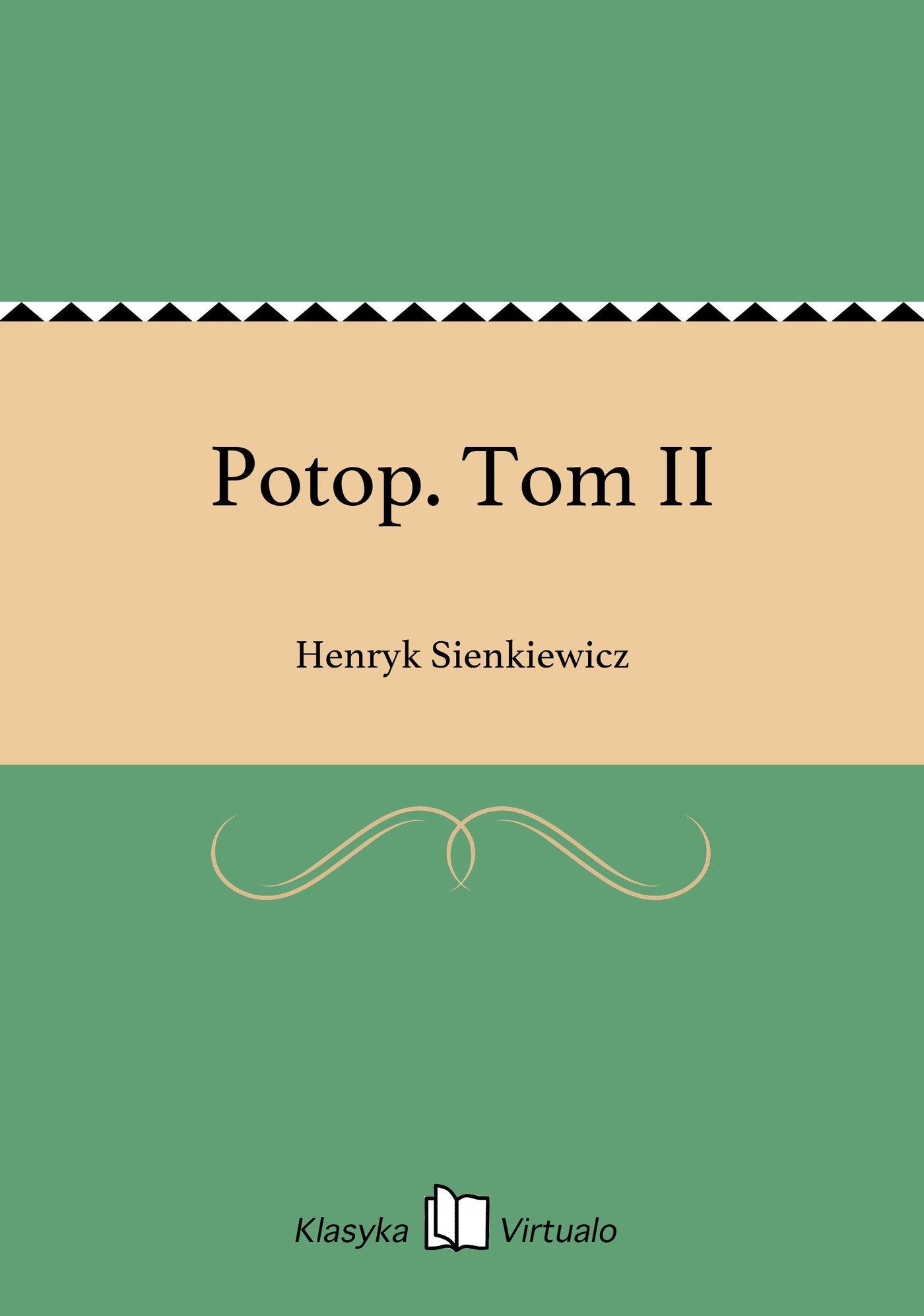 Potop. Tom II - Ebook (Książka EPUB) do pobrania w formacie EPUB