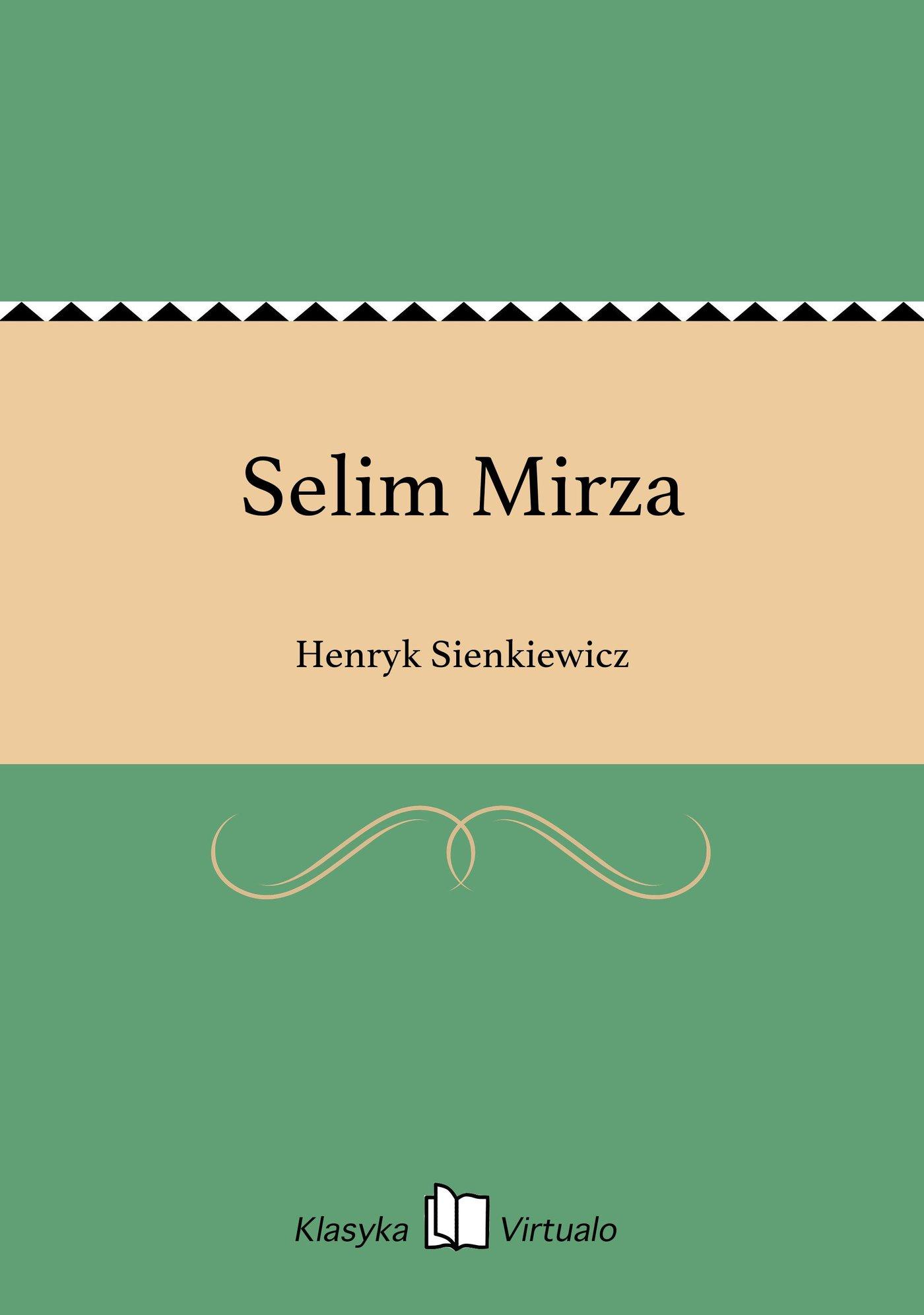 Selim Mirza - Ebook (Książka EPUB) do pobrania w formacie EPUB