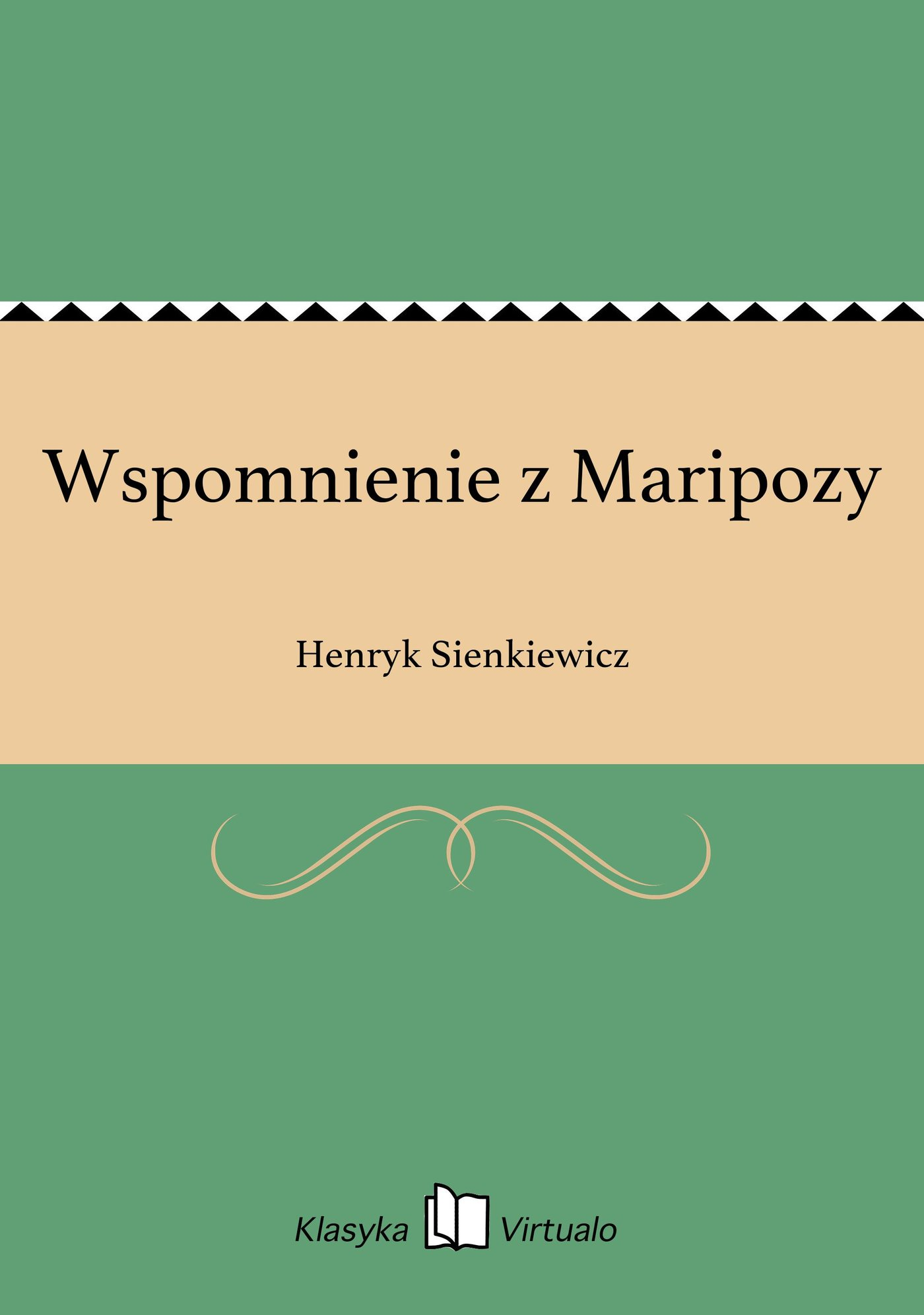 Wspomnienie z Maripozy - Ebook (Książka EPUB) do pobrania w formacie EPUB