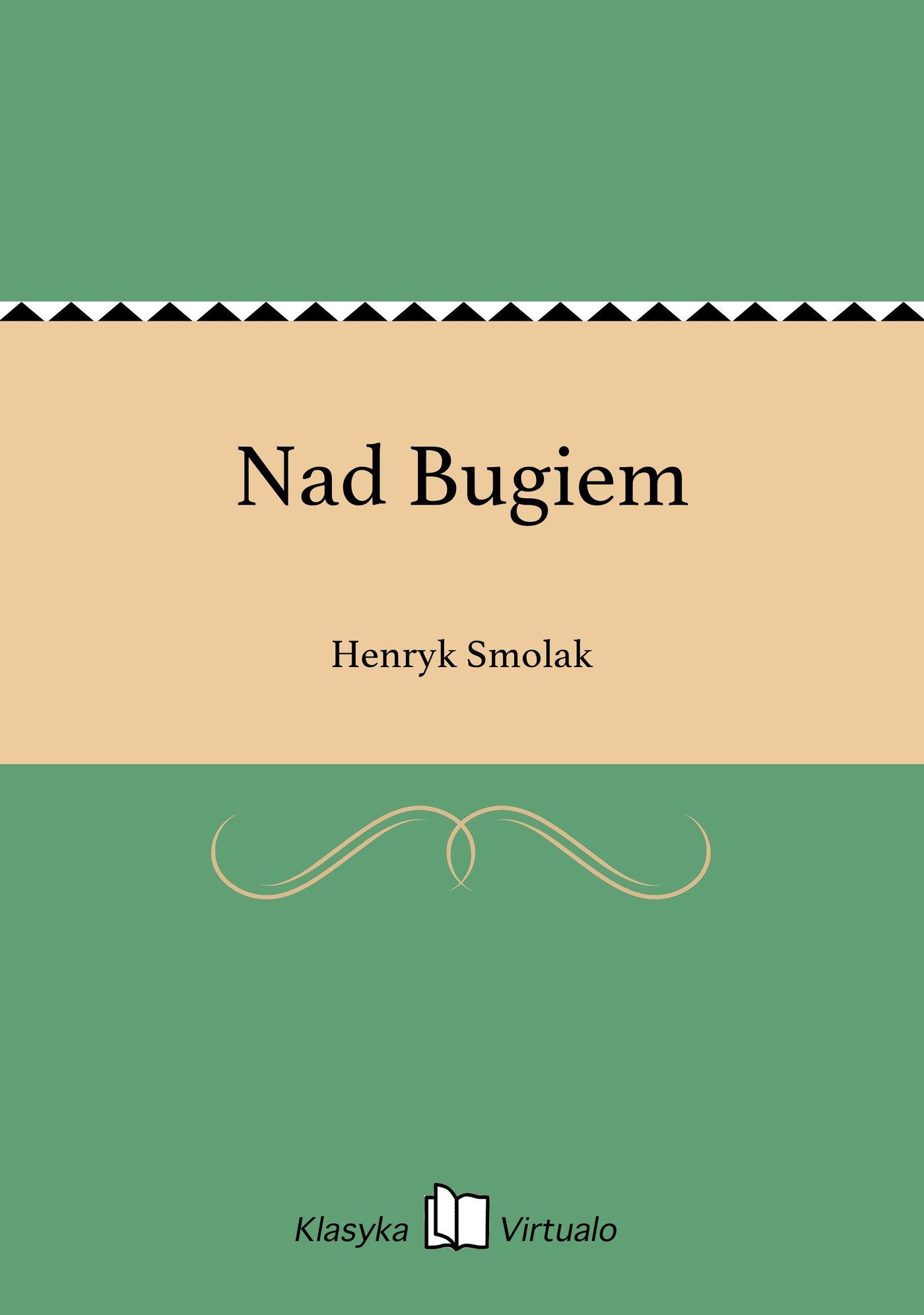 Nad Bugiem - Ebook (Książka EPUB) do pobrania w formacie EPUB