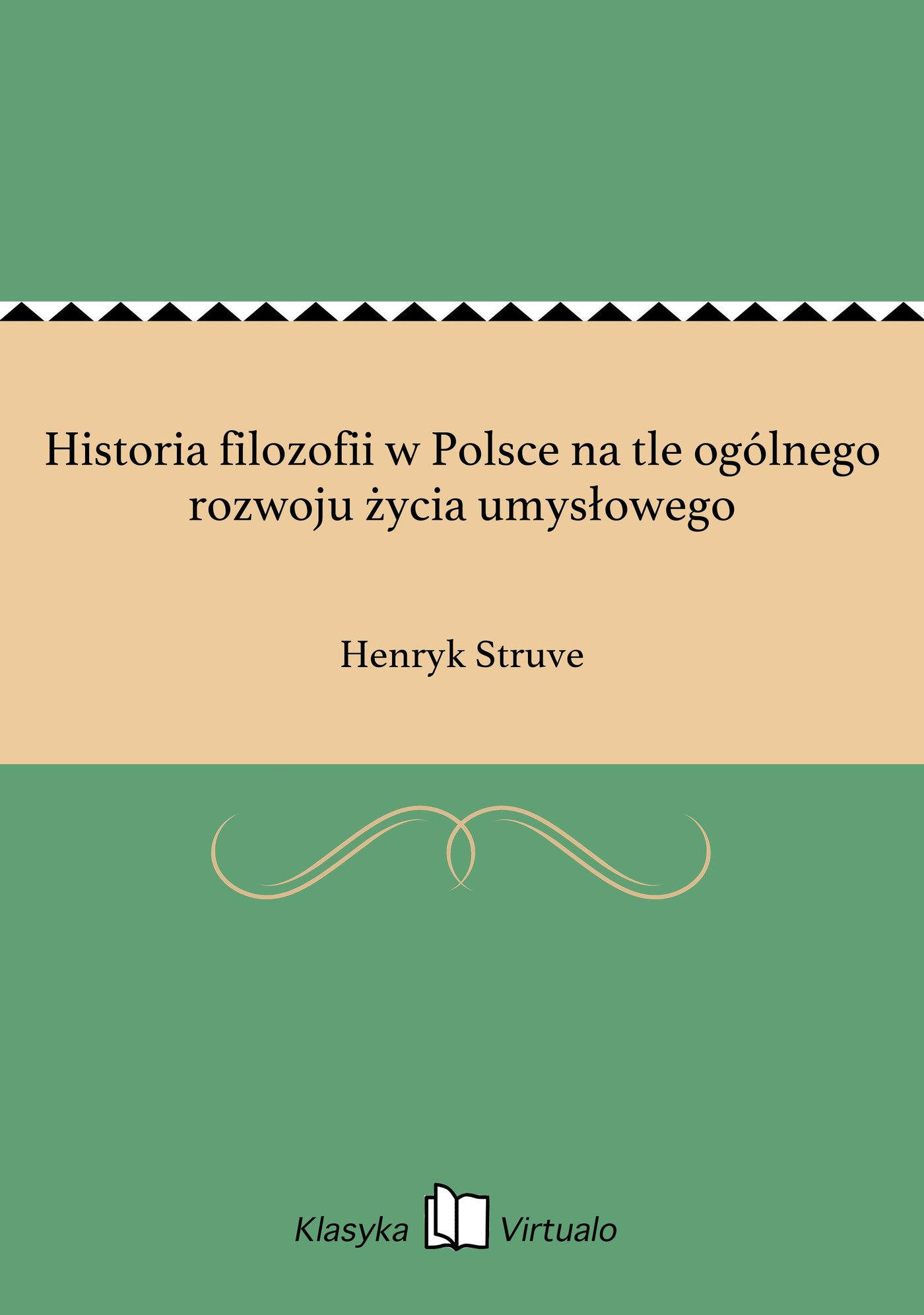 Historia filozofii w Polsce na tle ogólnego rozwoju życia umysłowego - Ebook (Książka EPUB) do pobrania w formacie EPUB