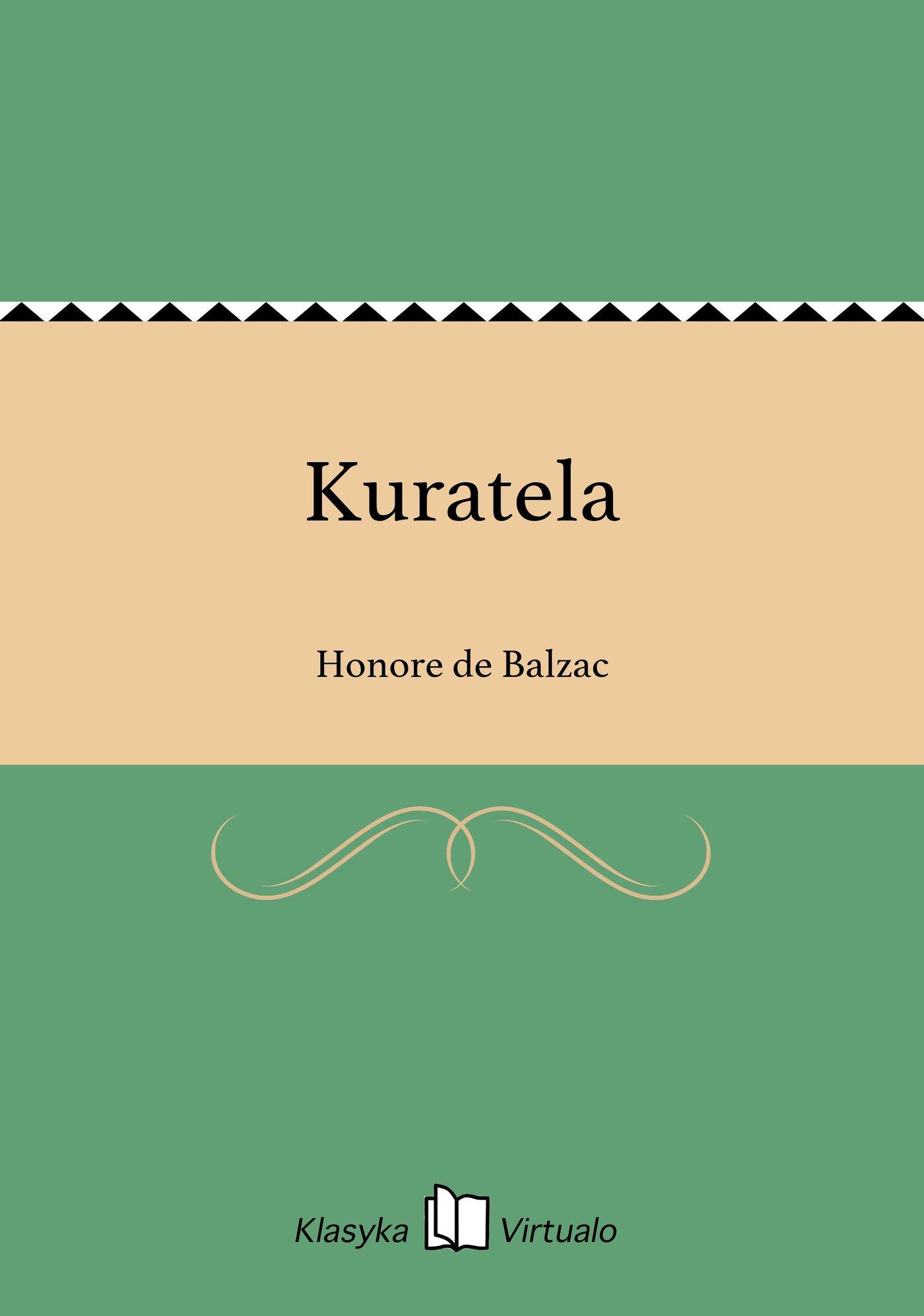 Kuratela - Ebook (Książka EPUB) do pobrania w formacie EPUB