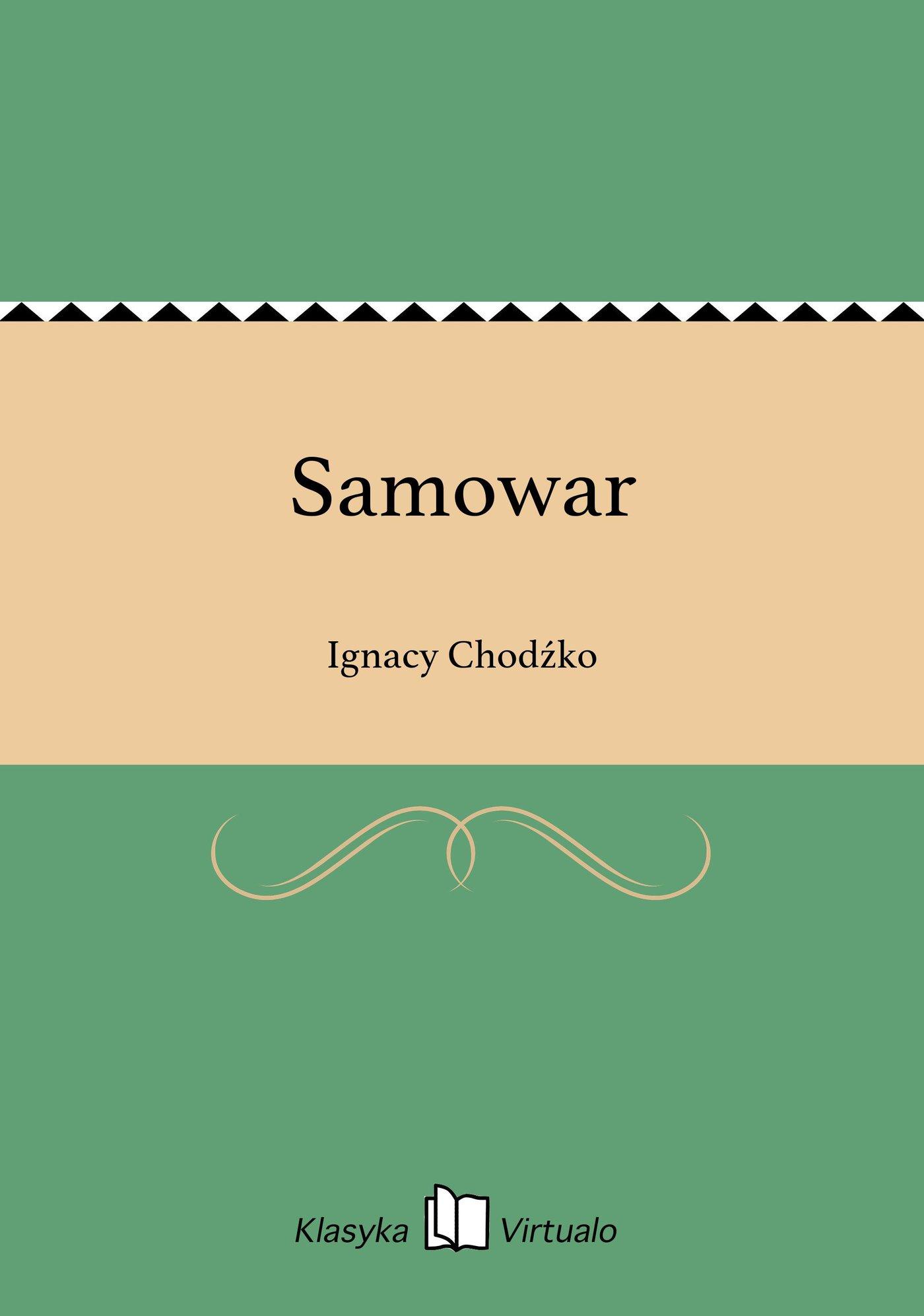 Samowar - Ebook (Książka EPUB) do pobrania w formacie EPUB