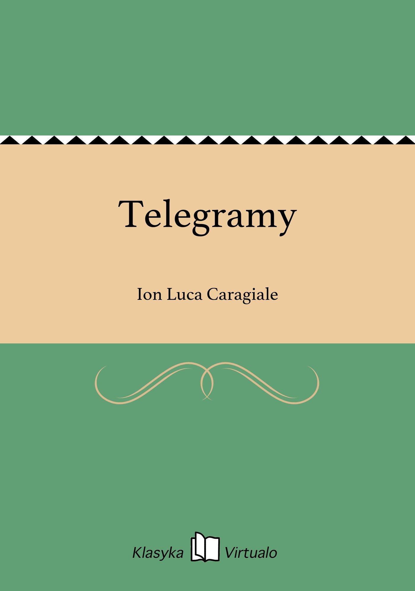 Telegramy - Ebook (Książka EPUB) do pobrania w formacie EPUB