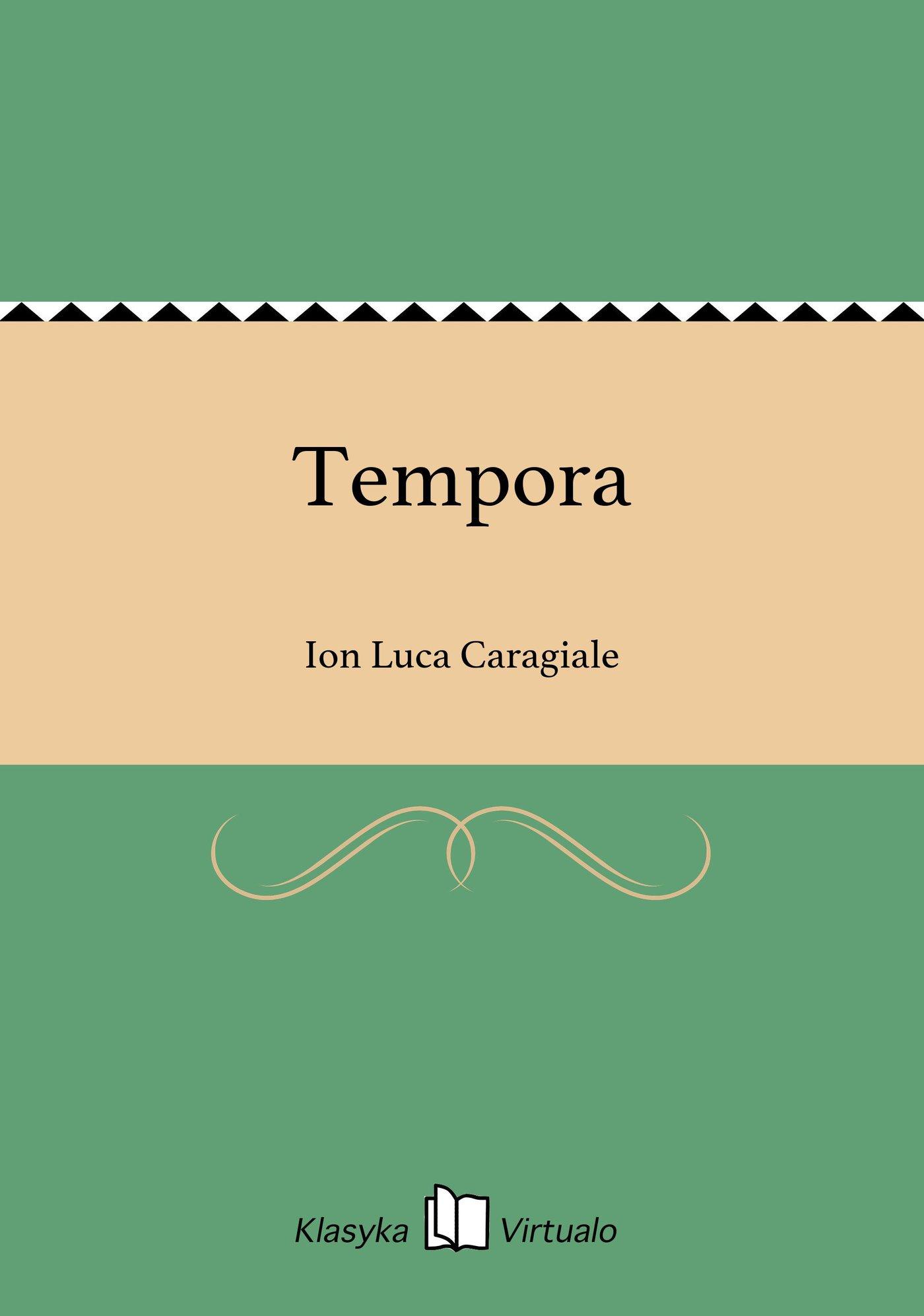 Tempora - Ebook (Książka EPUB) do pobrania w formacie EPUB