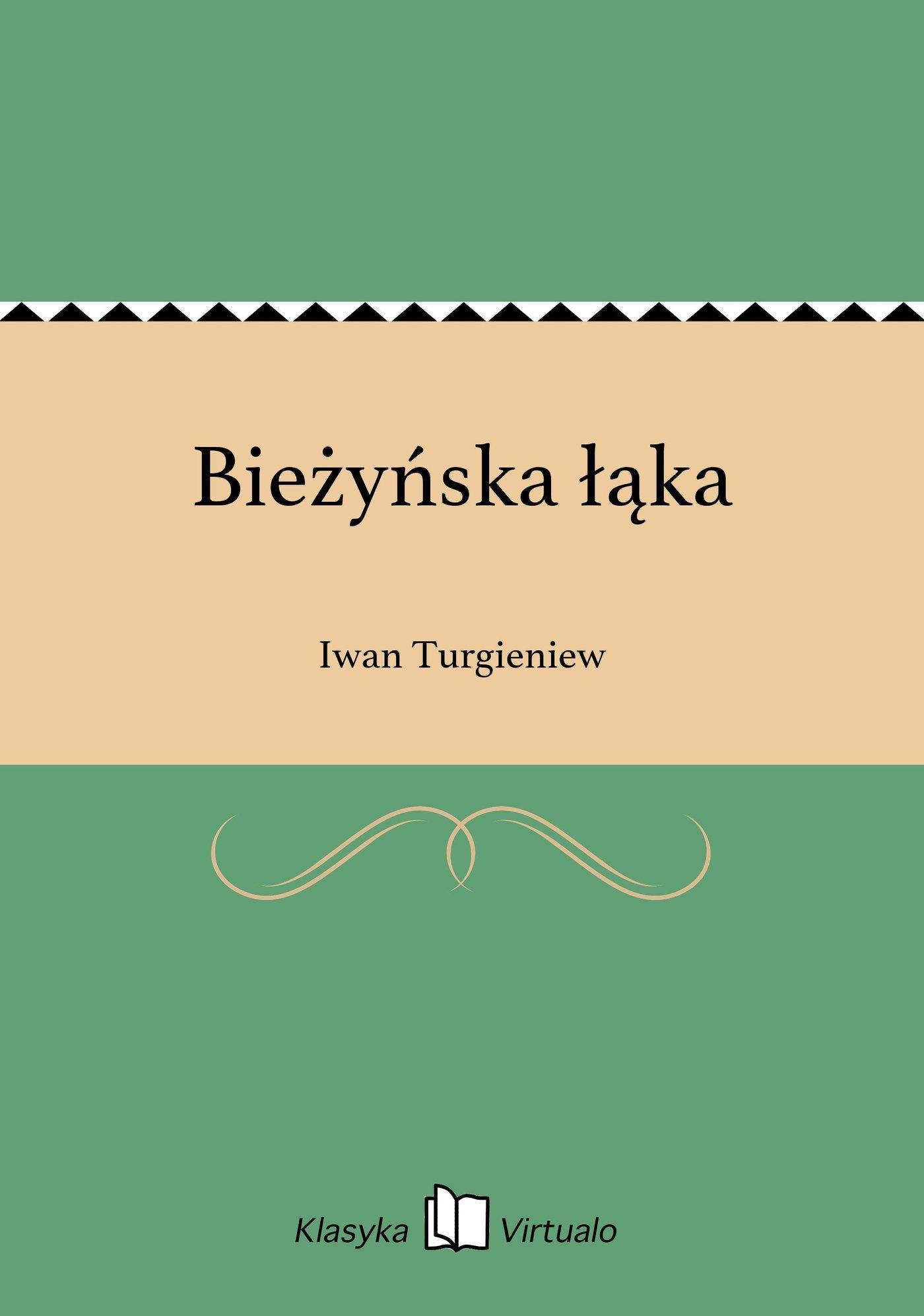 Bieżyńska łąka - Ebook (Książka EPUB) do pobrania w formacie EPUB