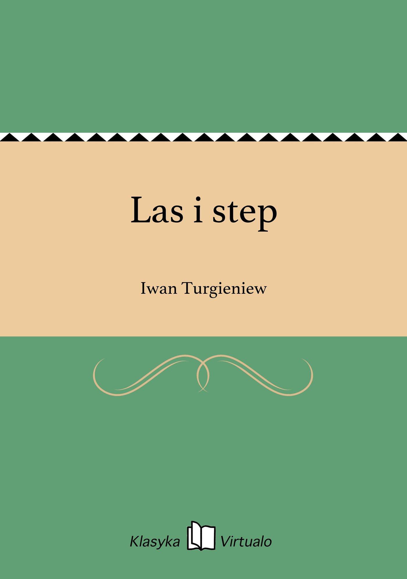 Las i step - Ebook (Książka EPUB) do pobrania w formacie EPUB