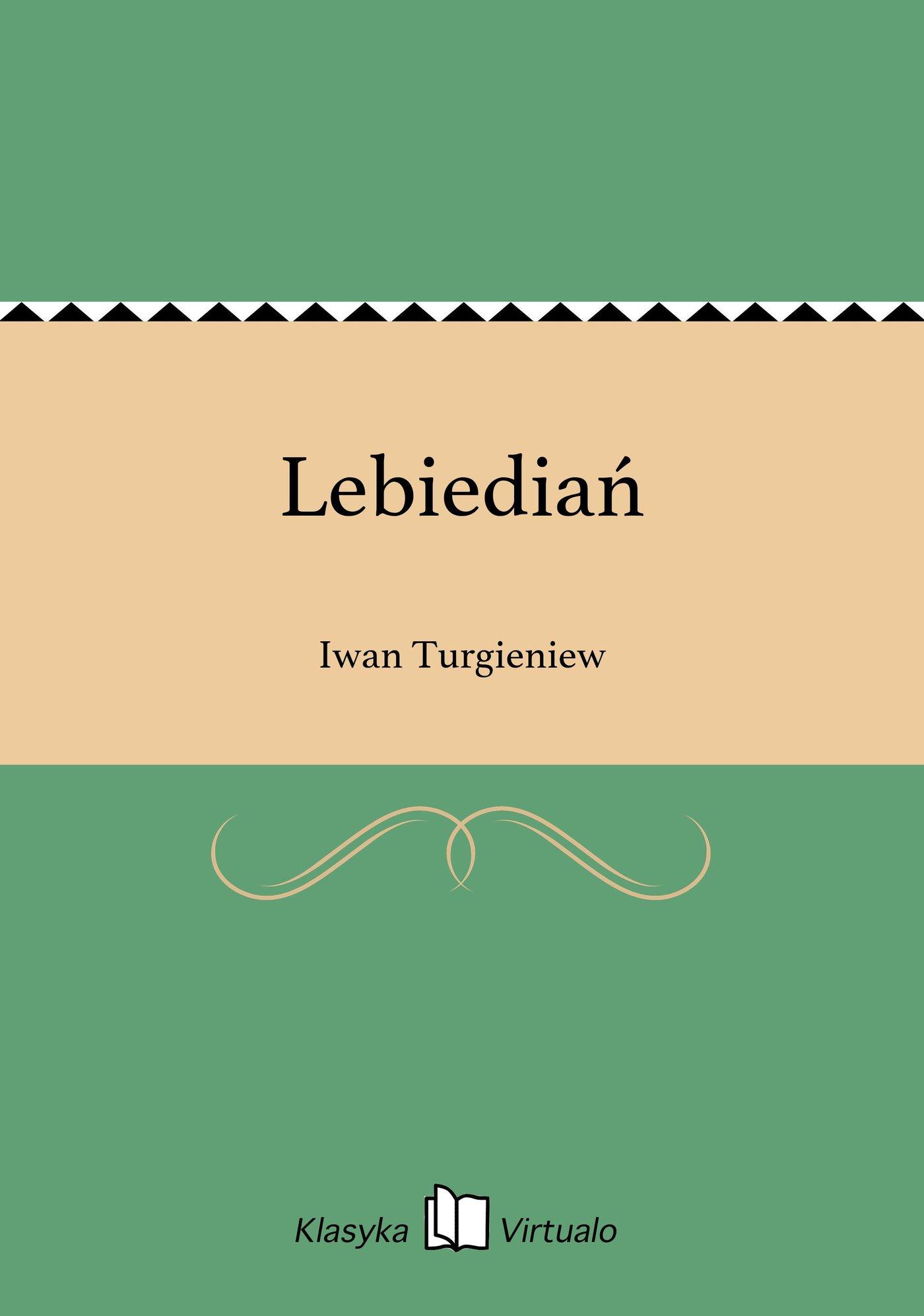 Lebiediań - Ebook (Książka EPUB) do pobrania w formacie EPUB