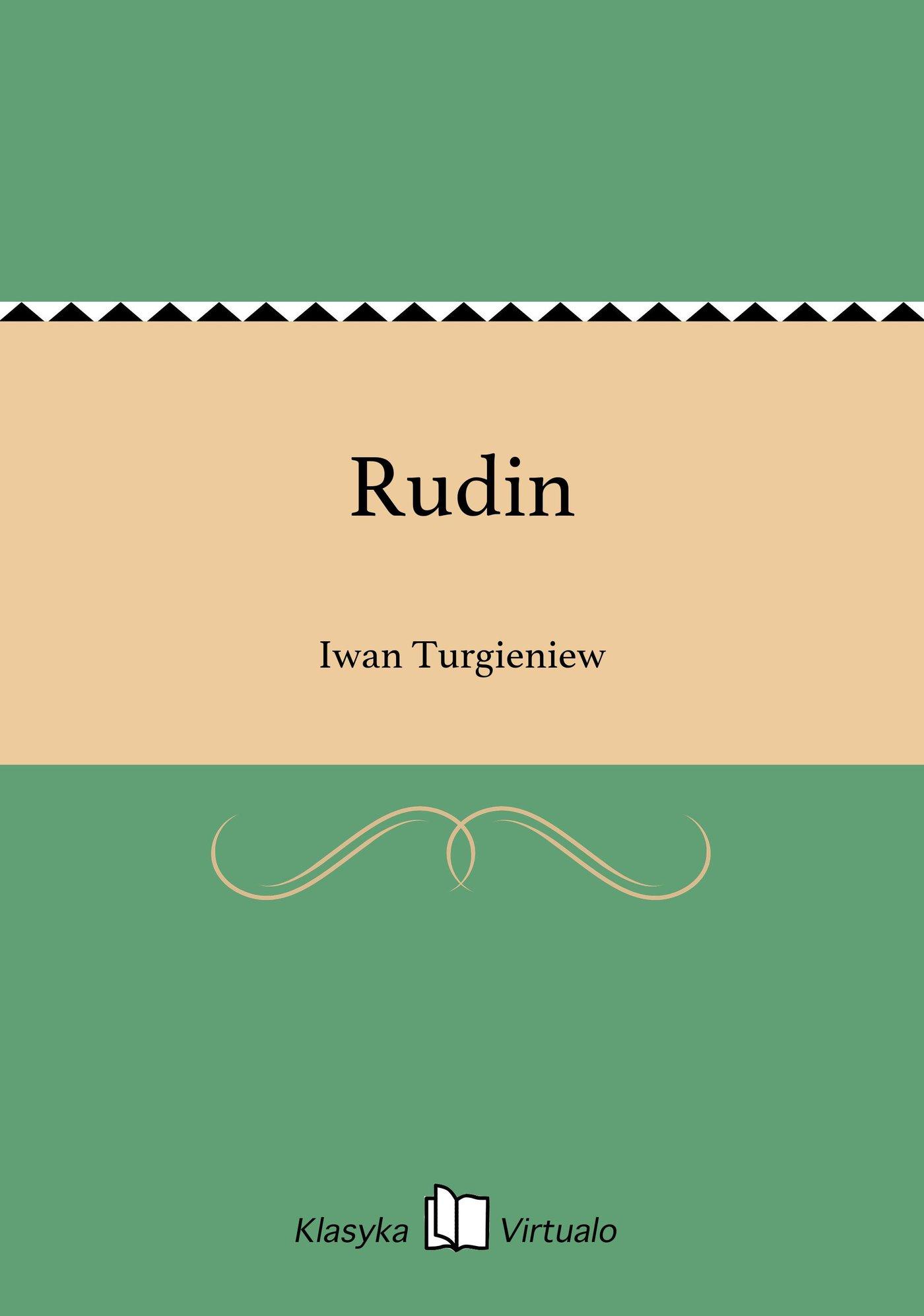 Rudin - Ebook (Książka EPUB) do pobrania w formacie EPUB