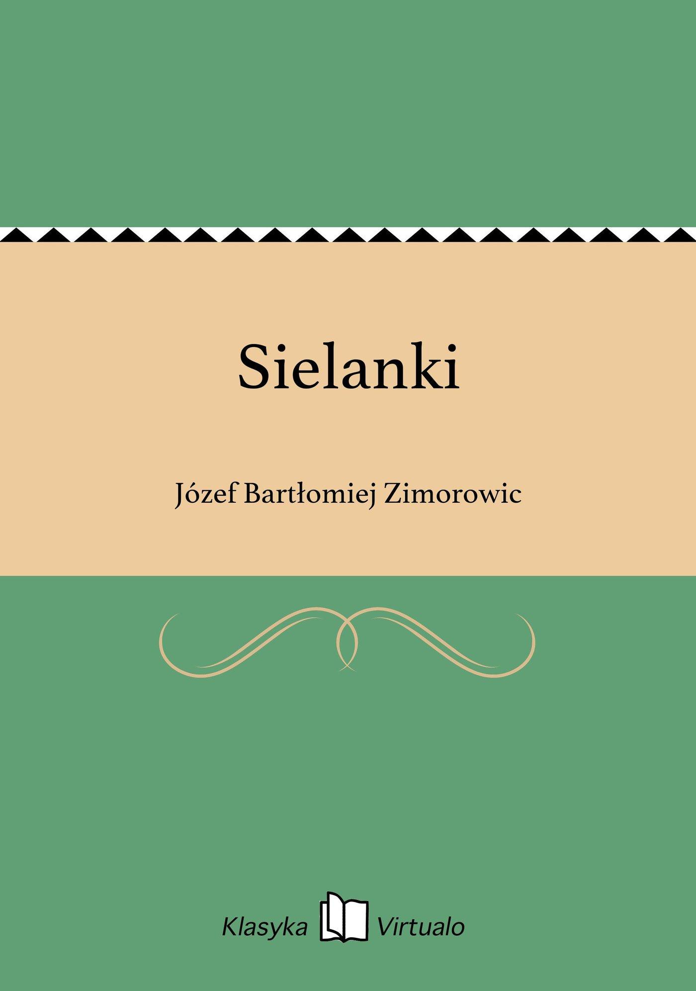 Sielanki - Ebook (Książka EPUB) do pobrania w formacie EPUB