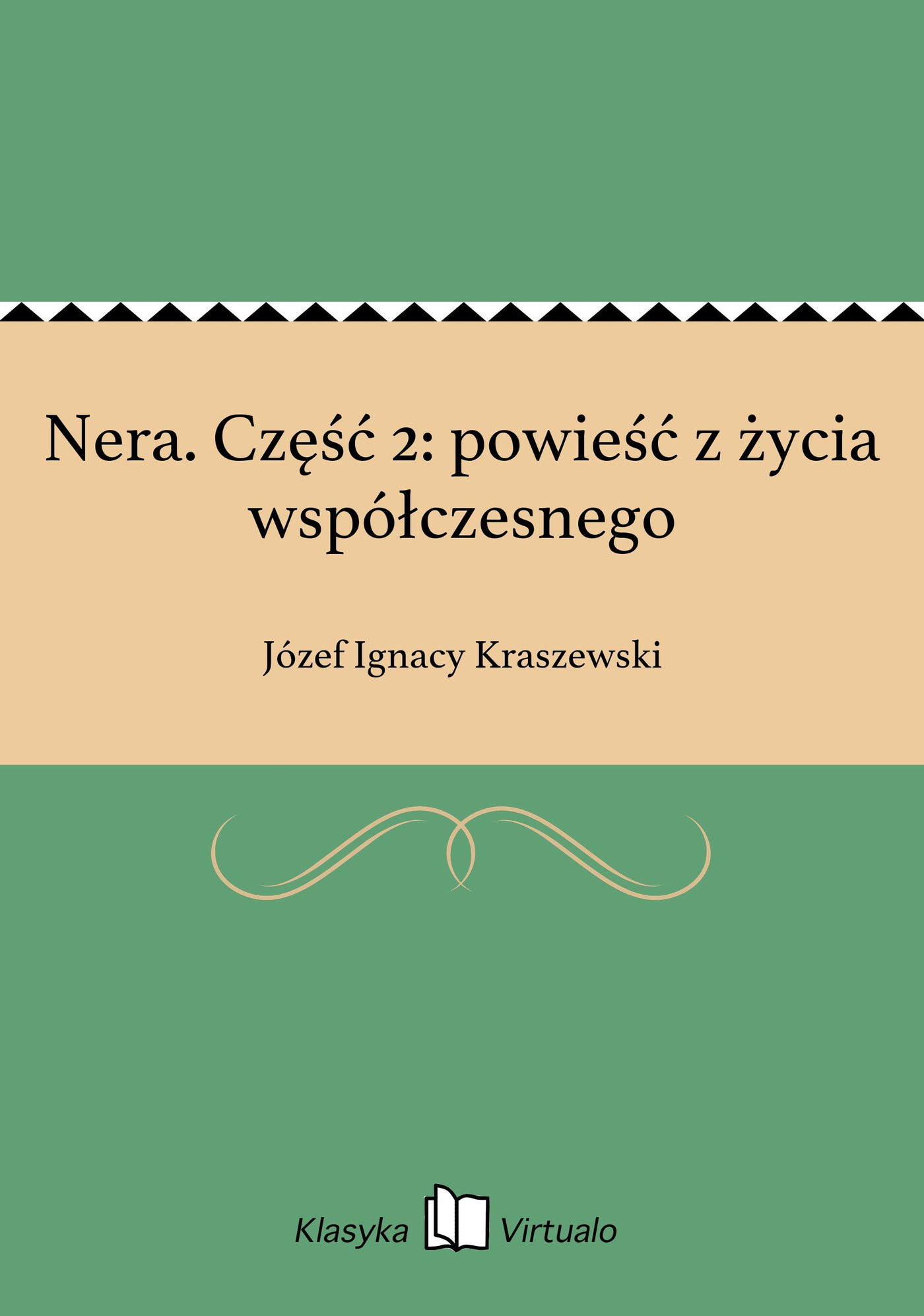 Nera. Część 2: powieść z życia współczesnego - Ebook (Książka EPUB) do pobrania w formacie EPUB