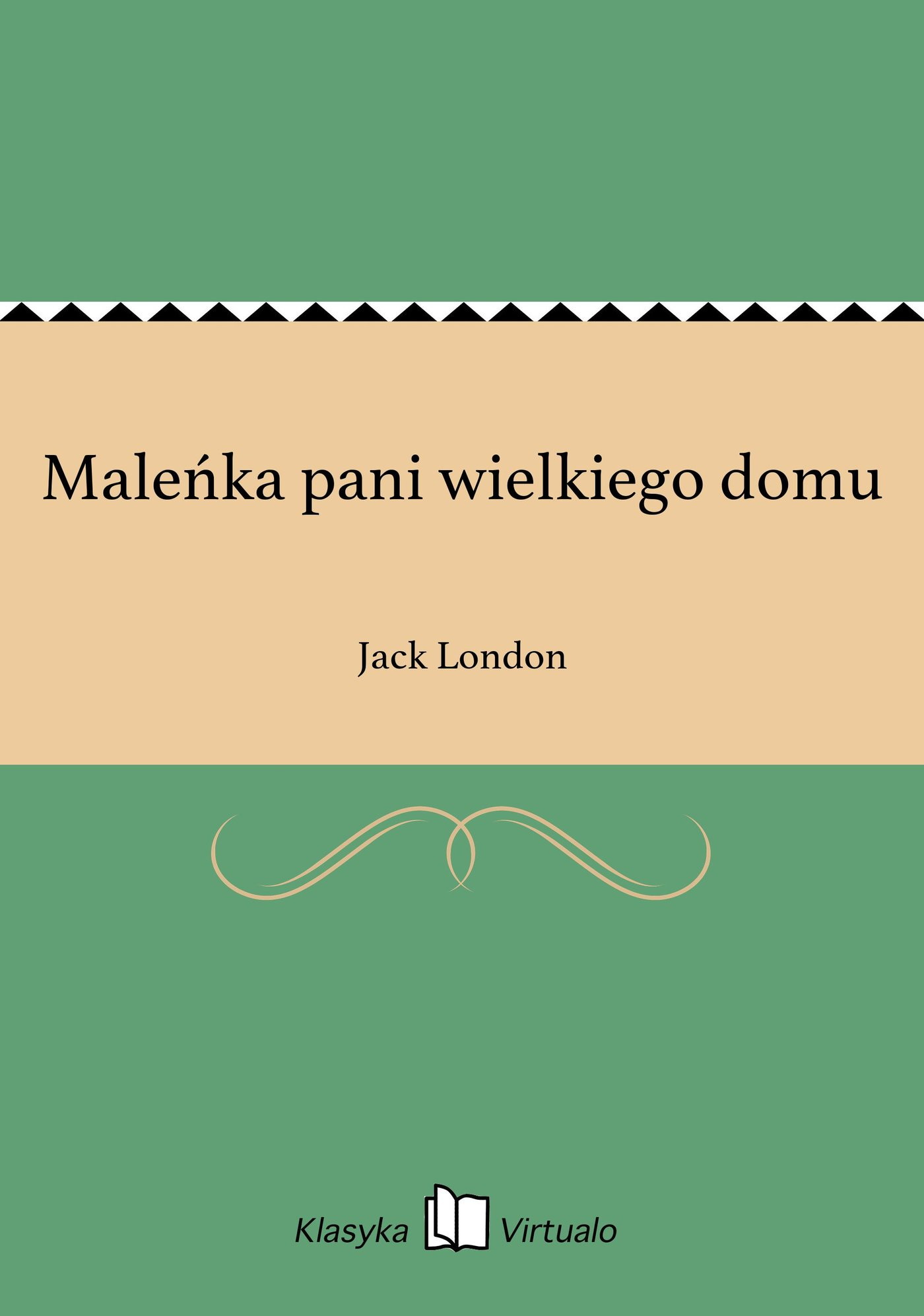 Maleńka pani wielkiego domu - Ebook (Książka EPUB) do pobrania w formacie EPUB