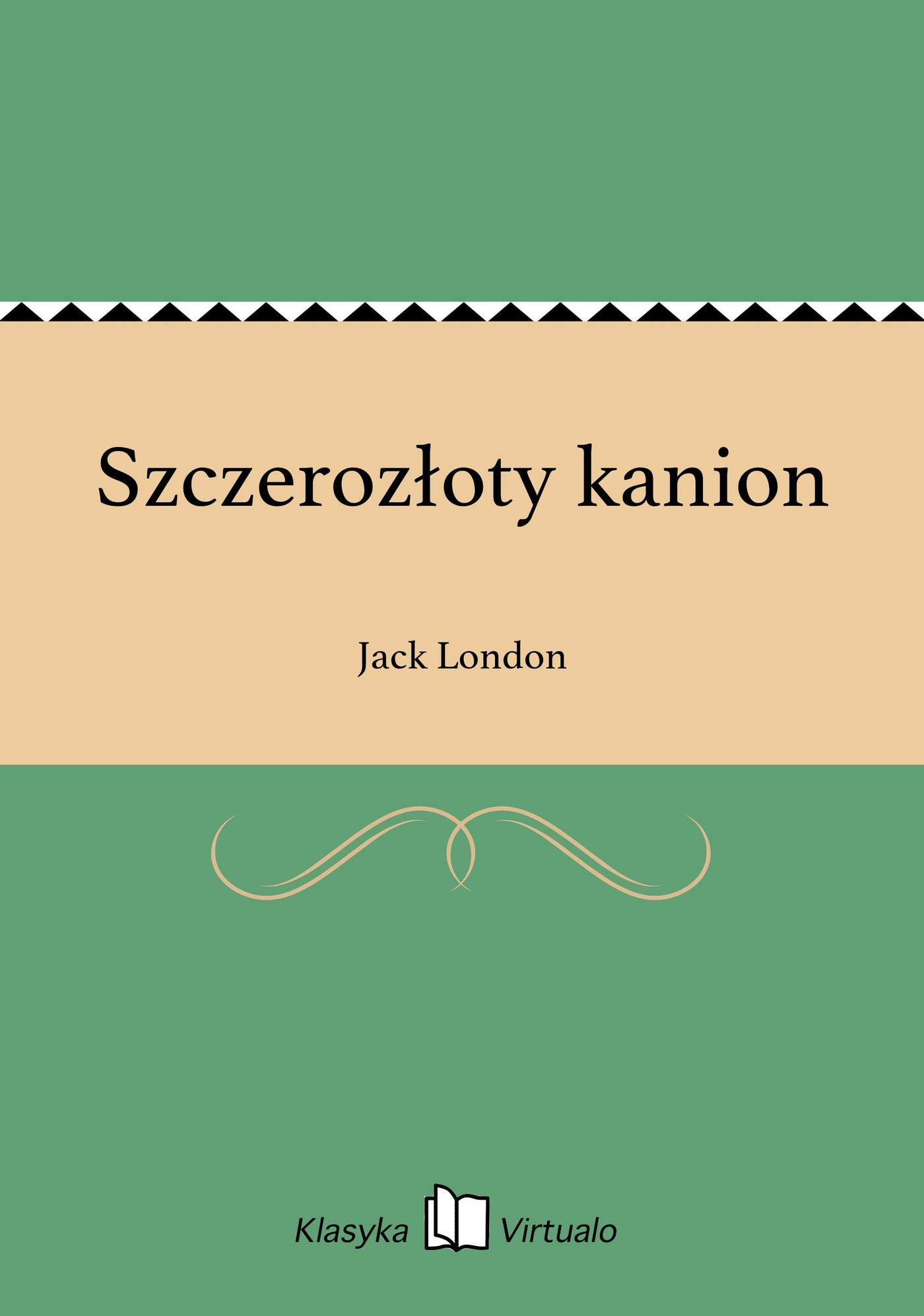 Szczerozłoty kanion - Ebook (Książka EPUB) do pobrania w formacie EPUB