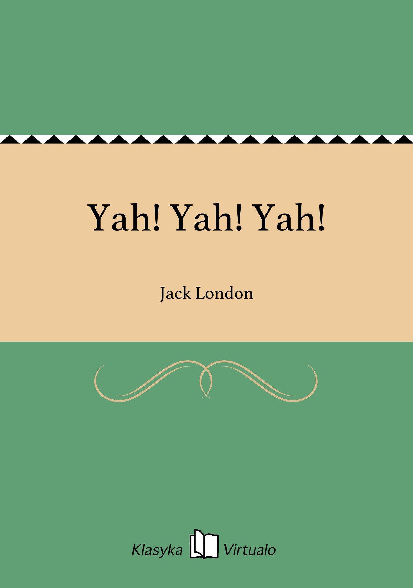 Yah! Yah! Yah! - Ebook (Książka EPUB) do pobrania w formacie EPUB