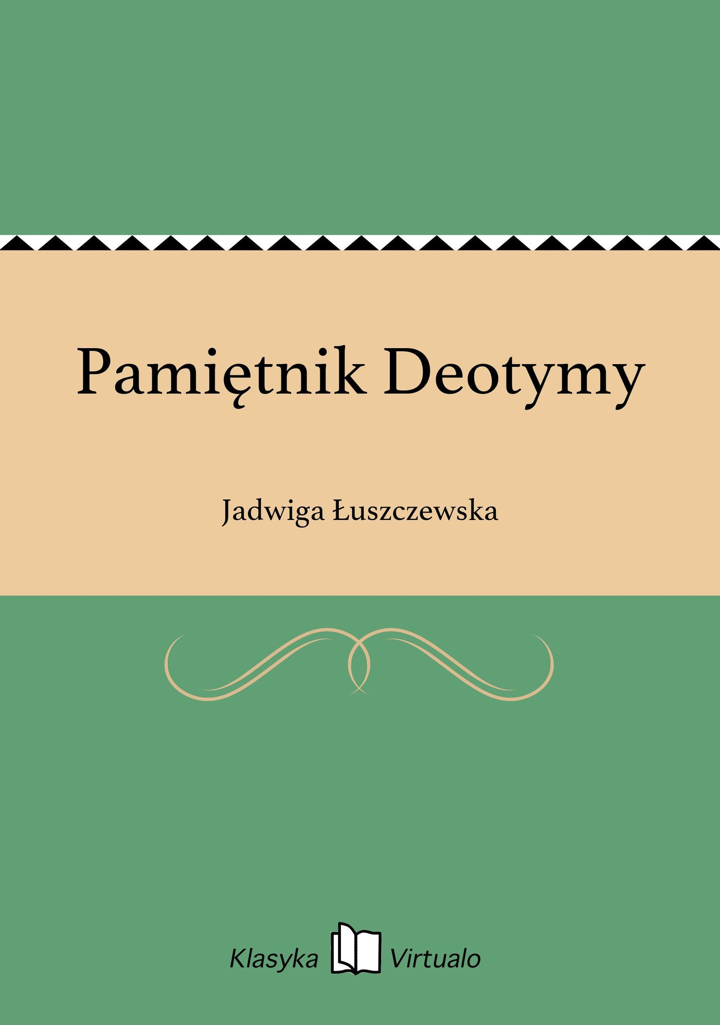 Pamiętnik Deotymy - Ebook (Książka EPUB) do pobrania w formacie EPUB