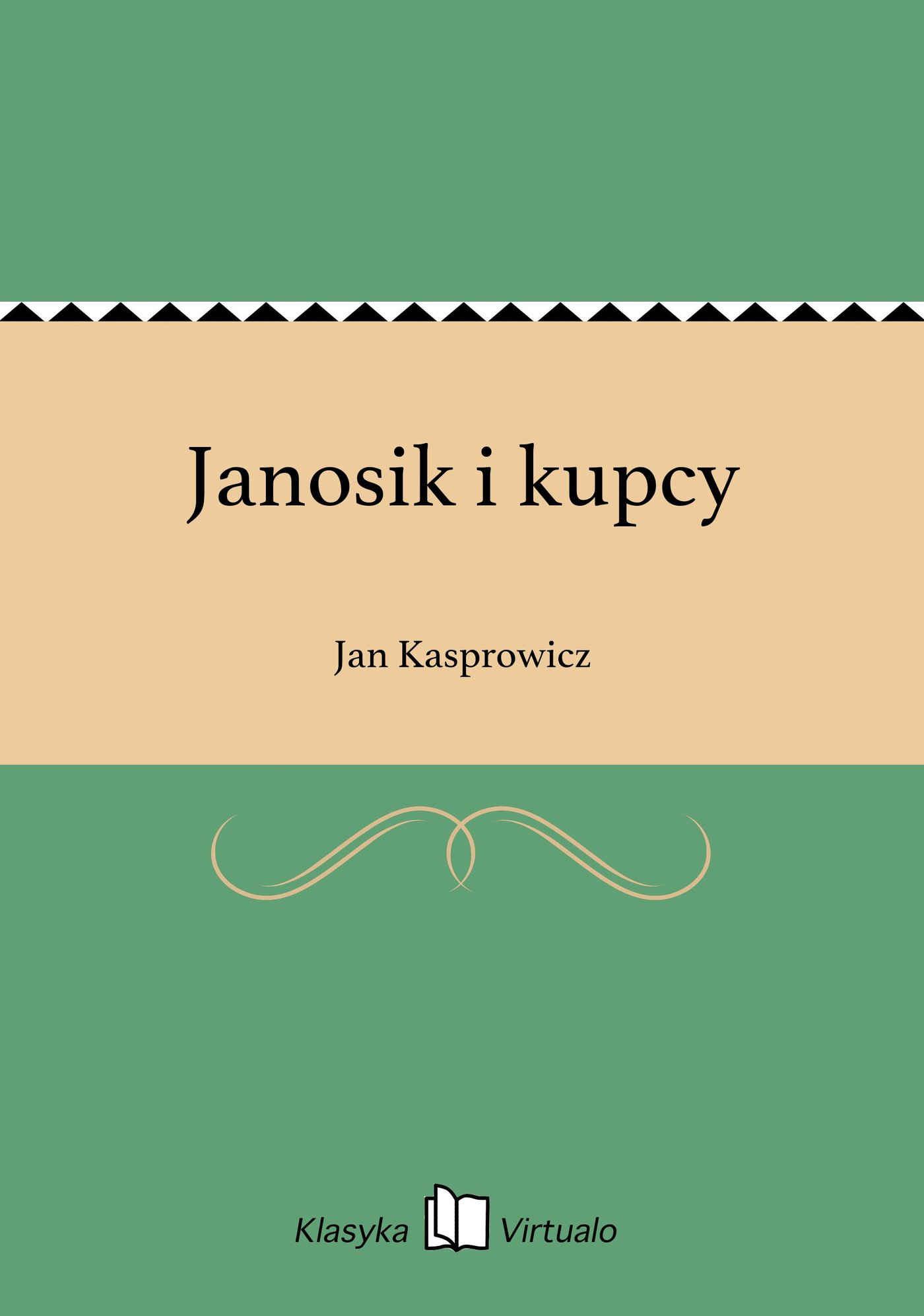 Janosik i kupcy - Ebook (Książka EPUB) do pobrania w formacie EPUB
