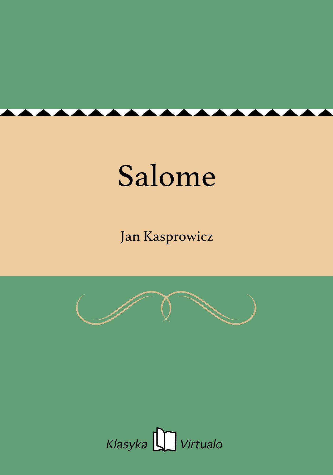 Salome - Ebook (Książka EPUB) do pobrania w formacie EPUB