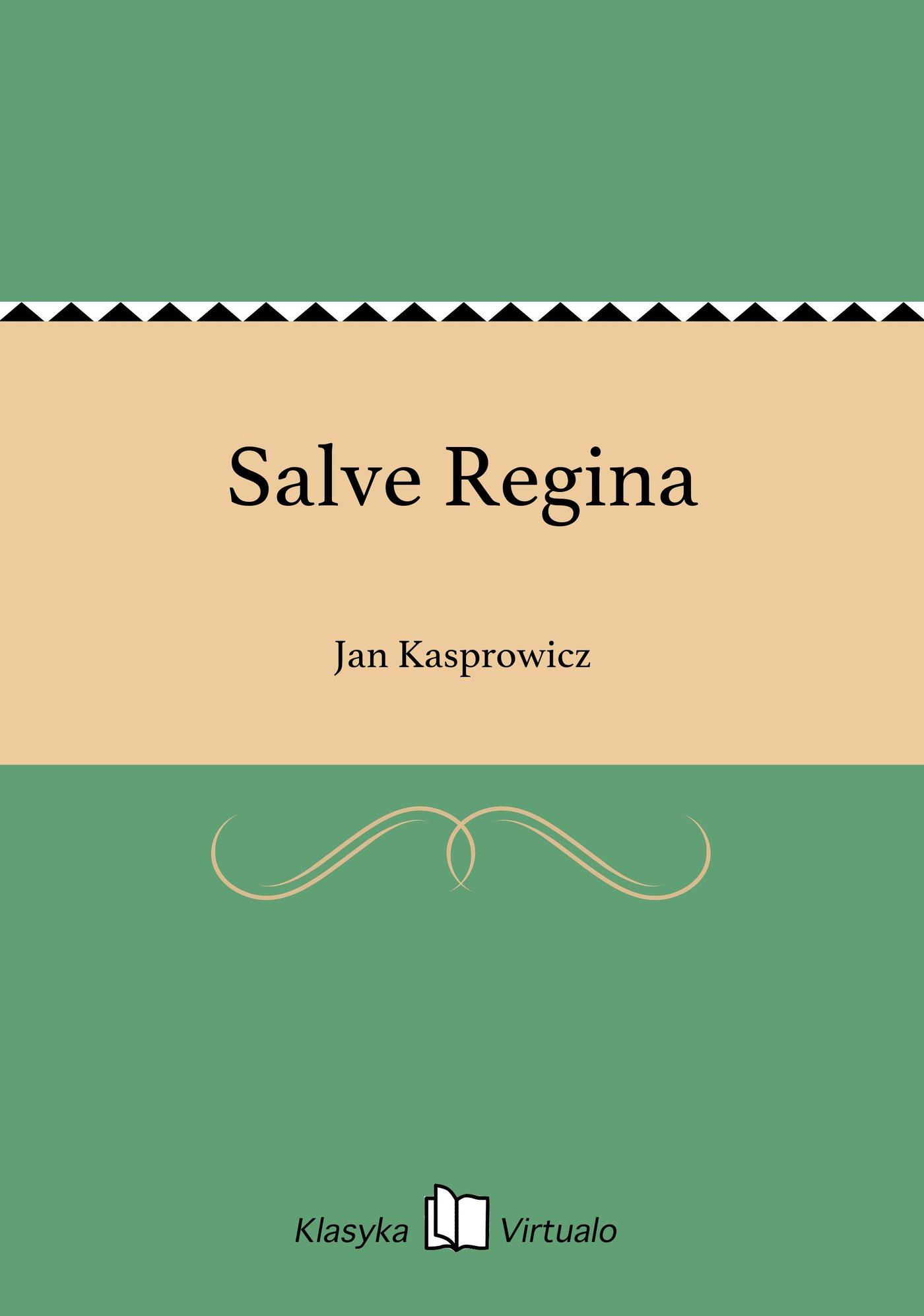 Salve Regina - Ebook (Książka EPUB) do pobrania w formacie EPUB