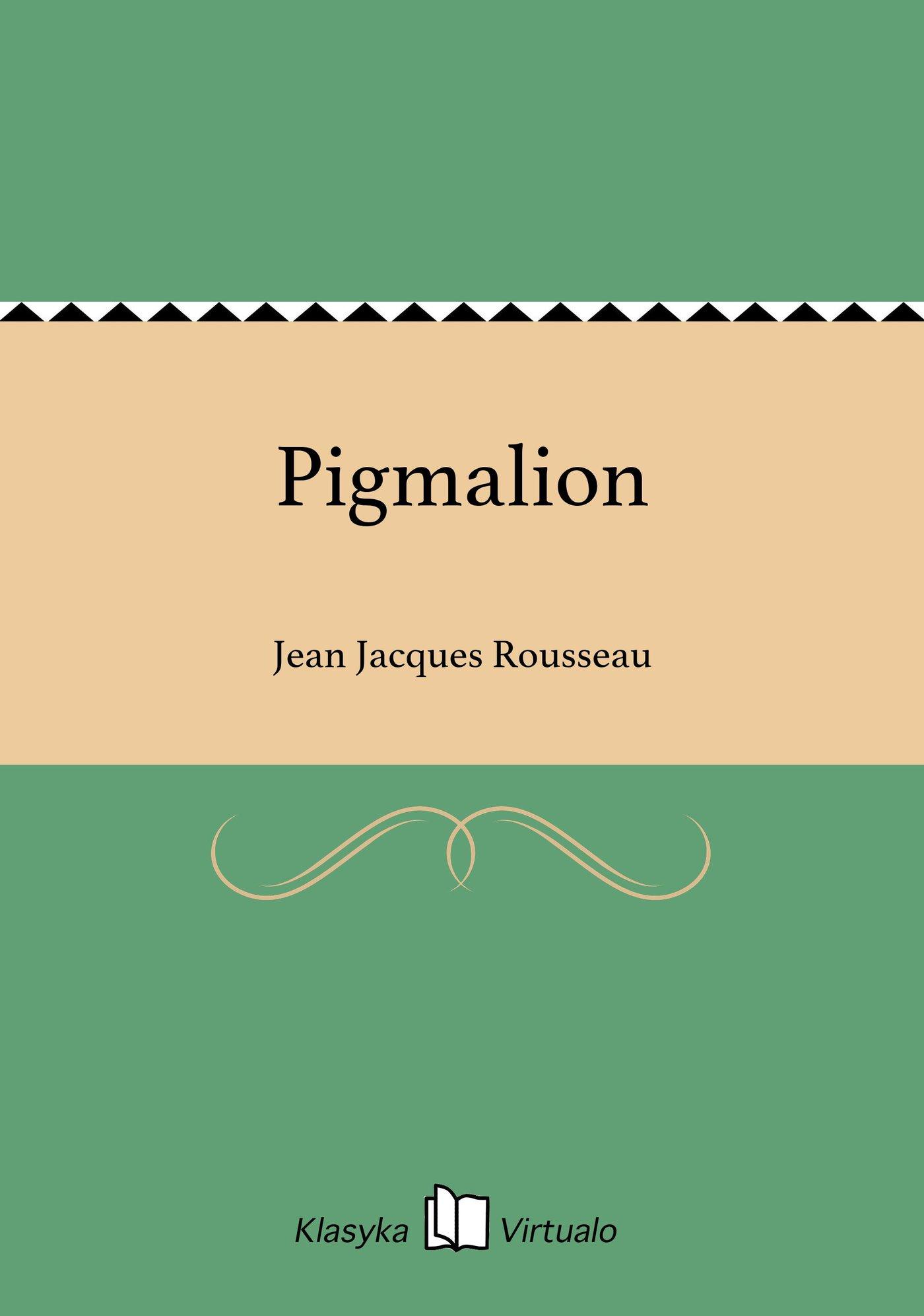 Pigmalion - Ebook (Książka EPUB) do pobrania w formacie EPUB
