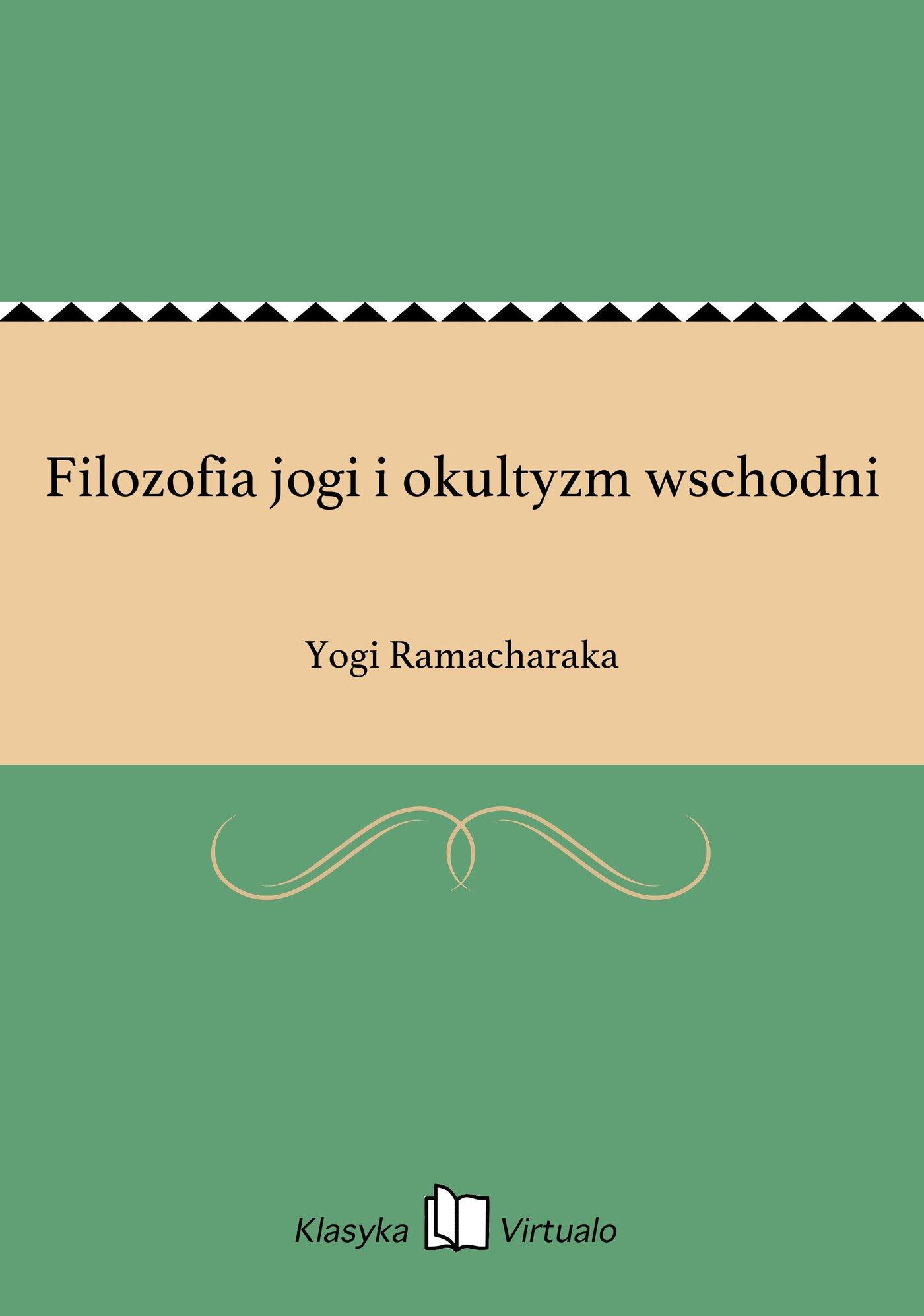 Filozofia jogi i okultyzm wschodni - Ebook (Książka EPUB) do pobrania w formacie EPUB