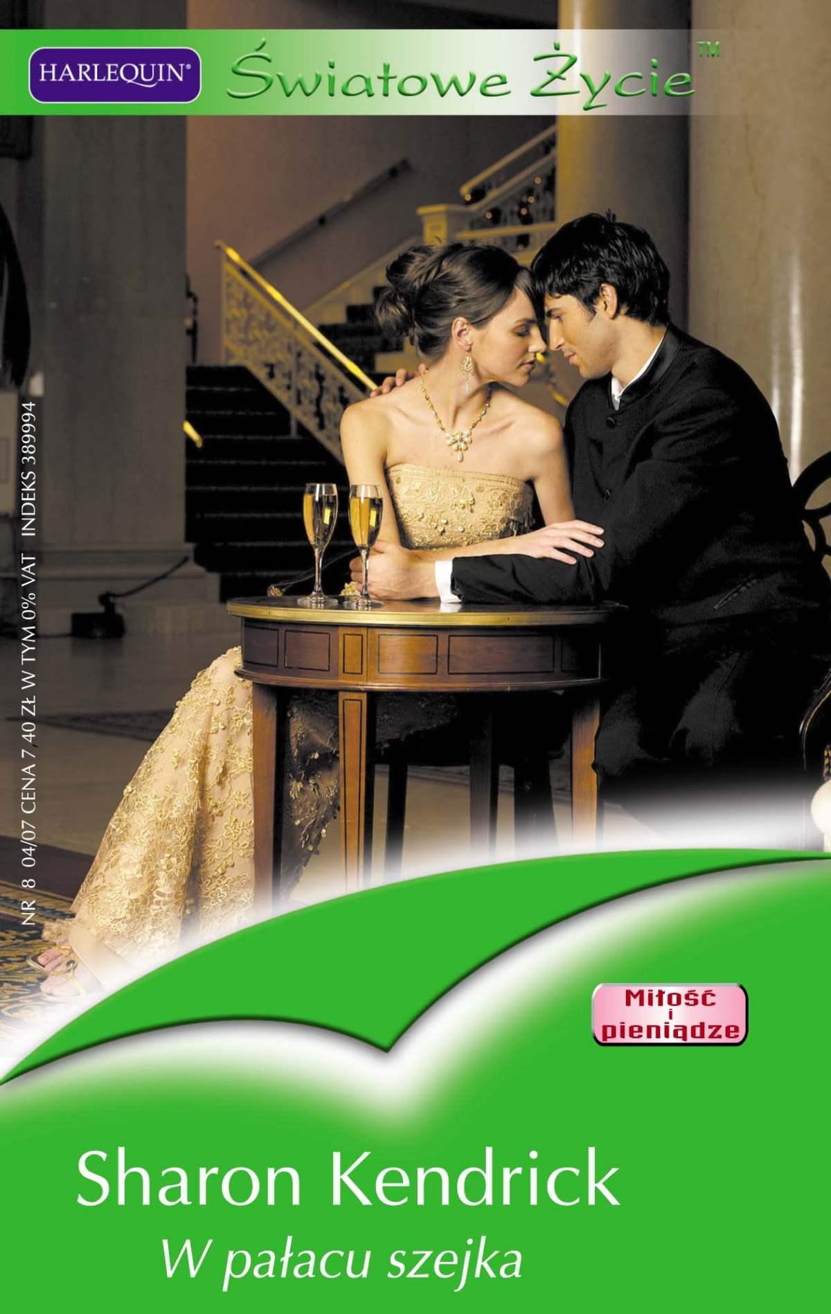 W pałacu szejka - Ebook (Książka EPUB) do pobrania w formacie EPUB