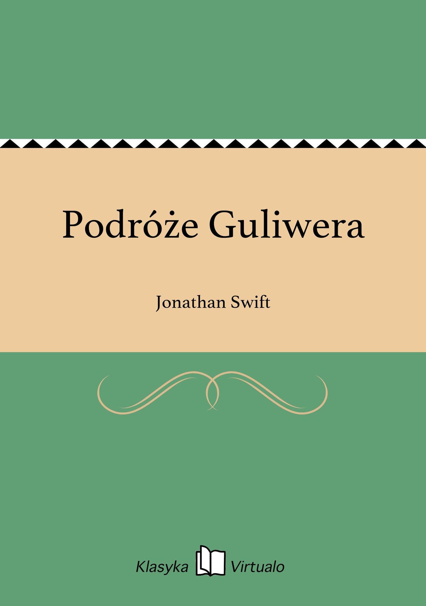 Podróże Guliwera - Ebook (Książka EPUB) do pobrania w formacie EPUB