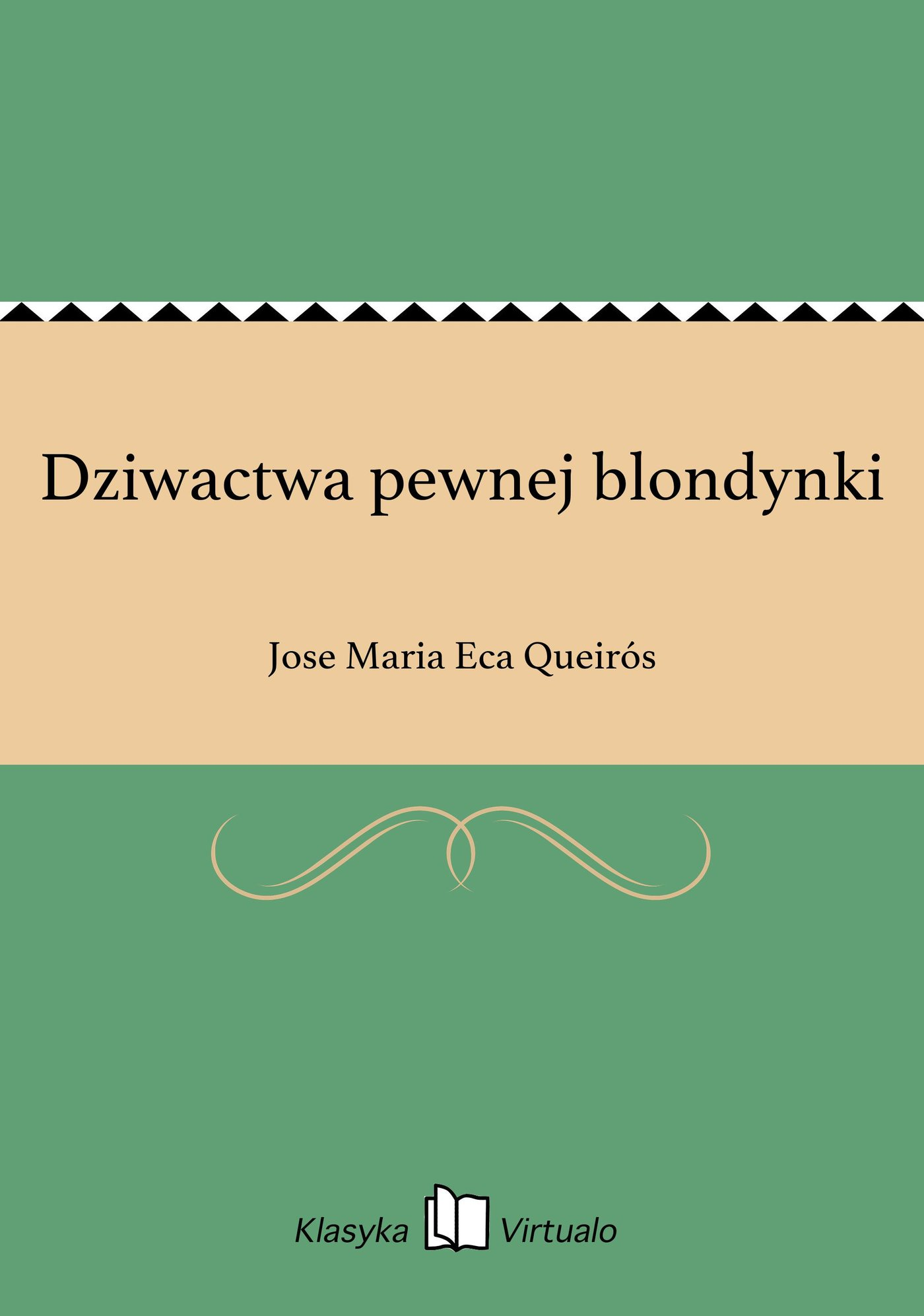 Dziwactwa pewnej blondynki - Ebook (Książka EPUB) do pobrania w formacie EPUB