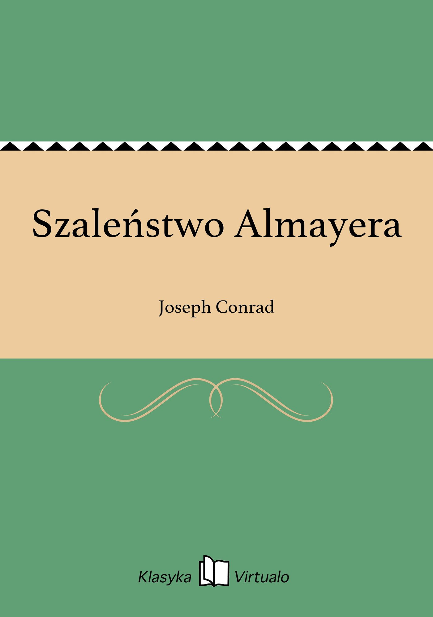 Szaleństwo Almayera - Ebook (Książka EPUB) do pobrania w formacie EPUB