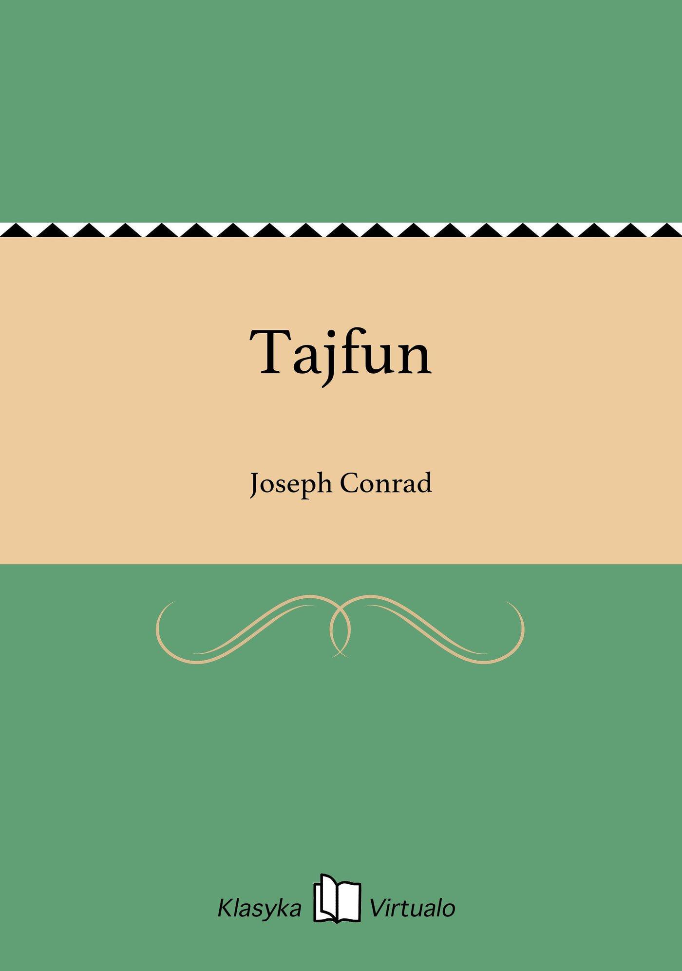 Tajfun - Ebook (Książka EPUB) do pobrania w formacie EPUB