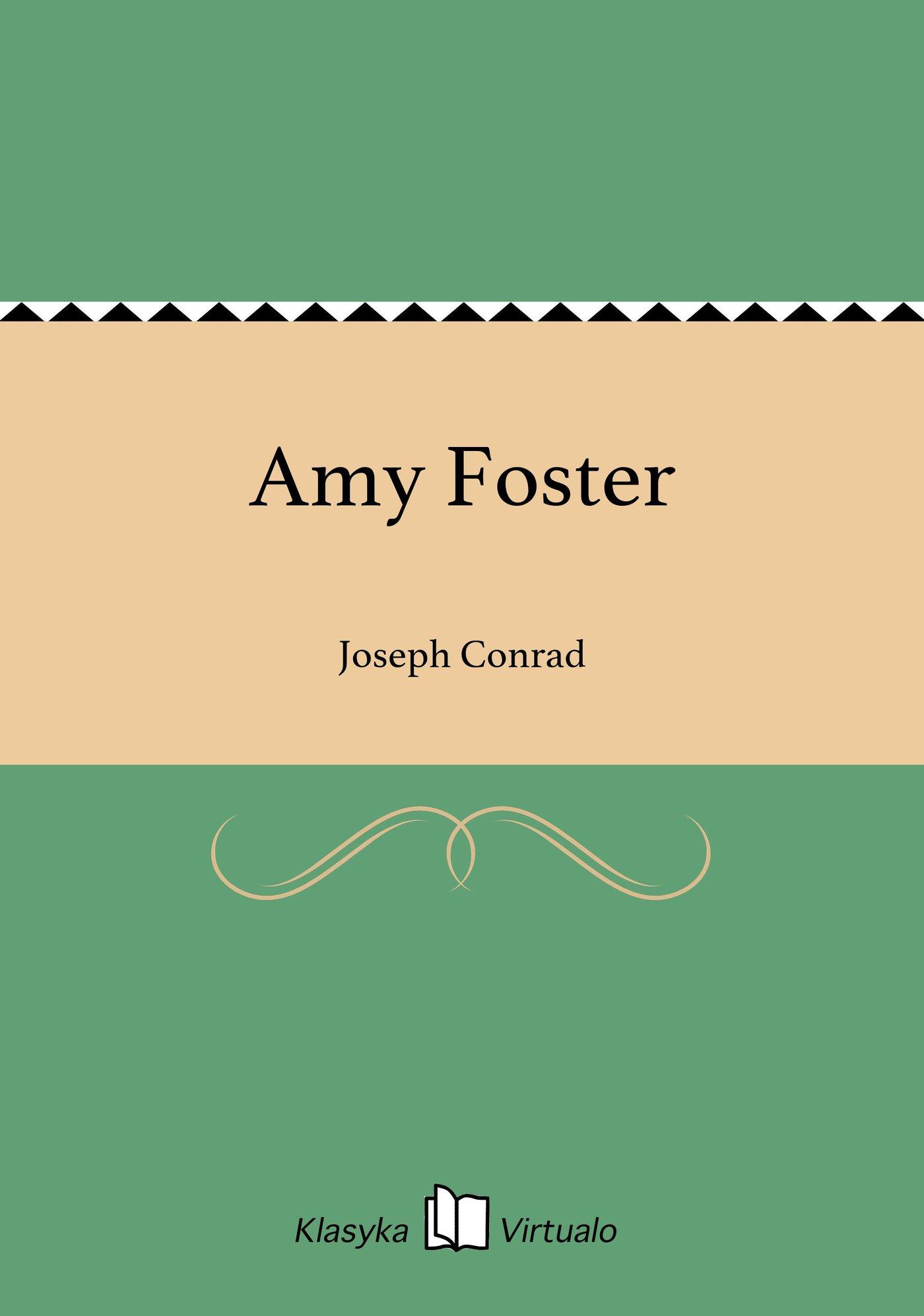 Amy Foster - Ebook (Książka EPUB) do pobrania w formacie EPUB