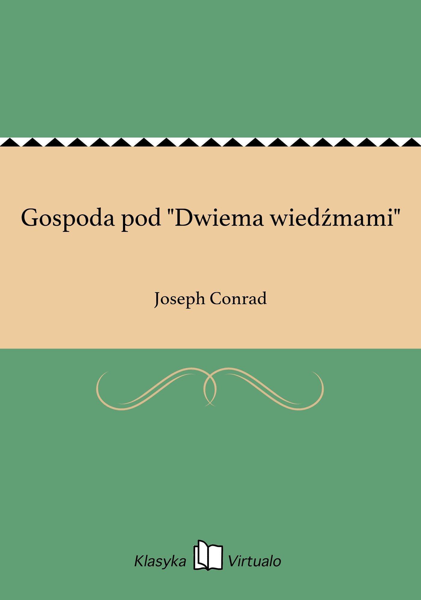 """Gospoda pod """"Dwiema wiedźmami"""" - Ebook (Książka EPUB) do pobrania w formacie EPUB"""