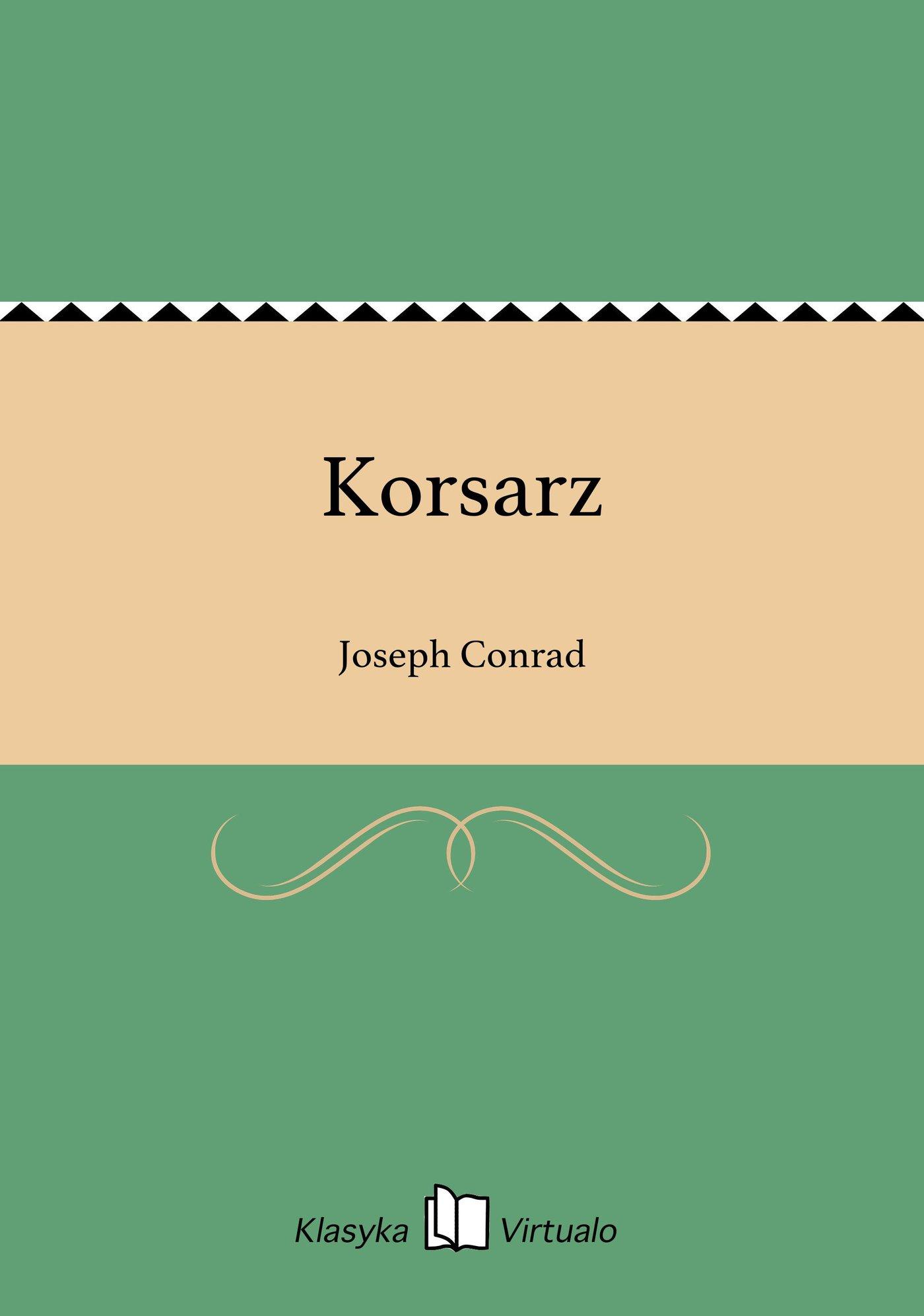 Korsarz - Ebook (Książka EPUB) do pobrania w formacie EPUB