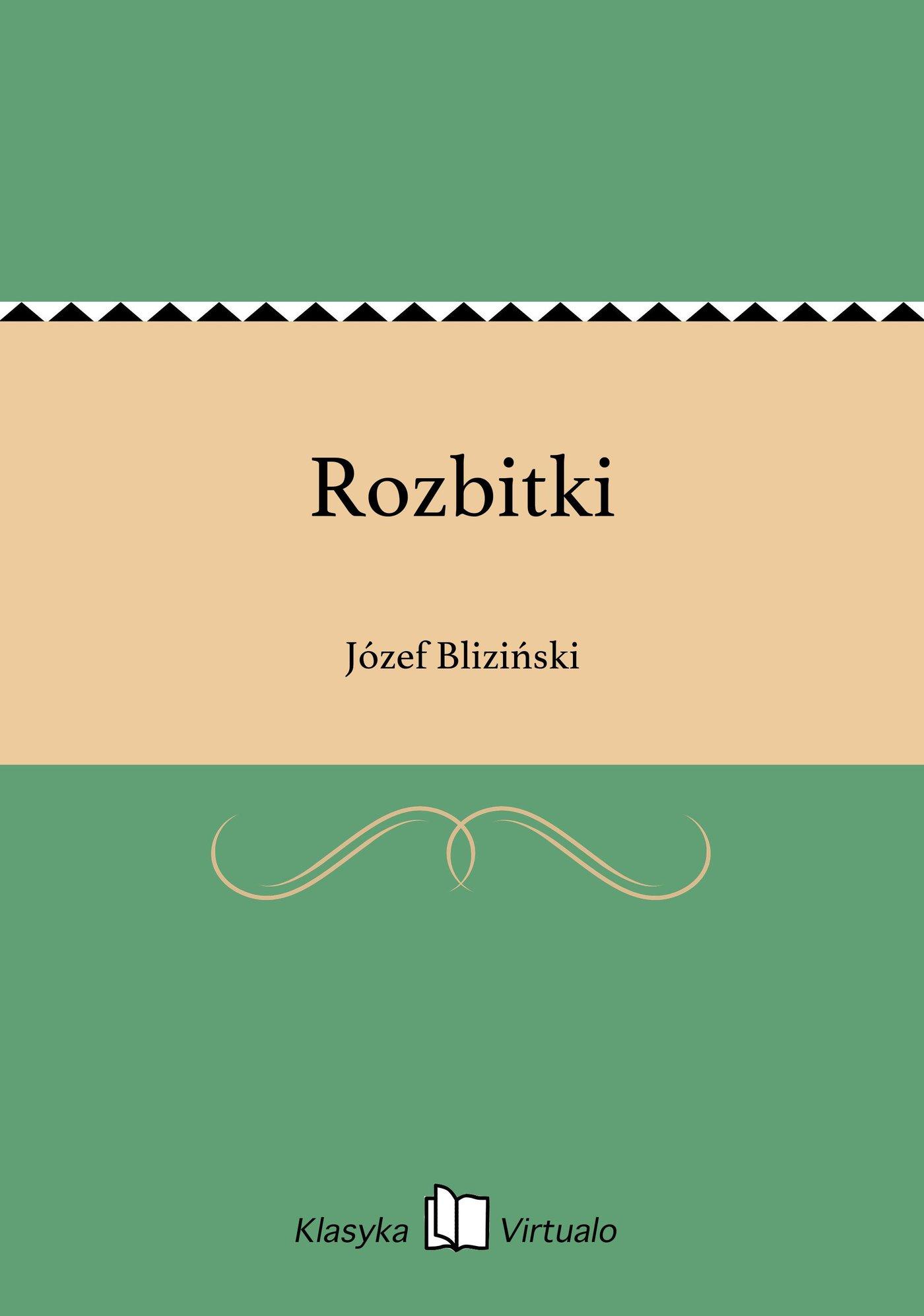 Rozbitki - Ebook (Książka EPUB) do pobrania w formacie EPUB