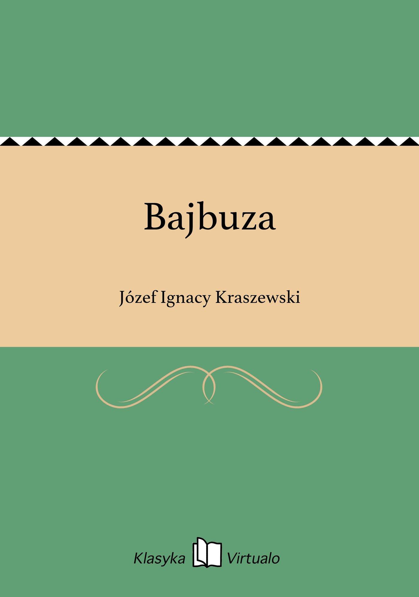 Bajbuza - Ebook (Książka EPUB) do pobrania w formacie EPUB