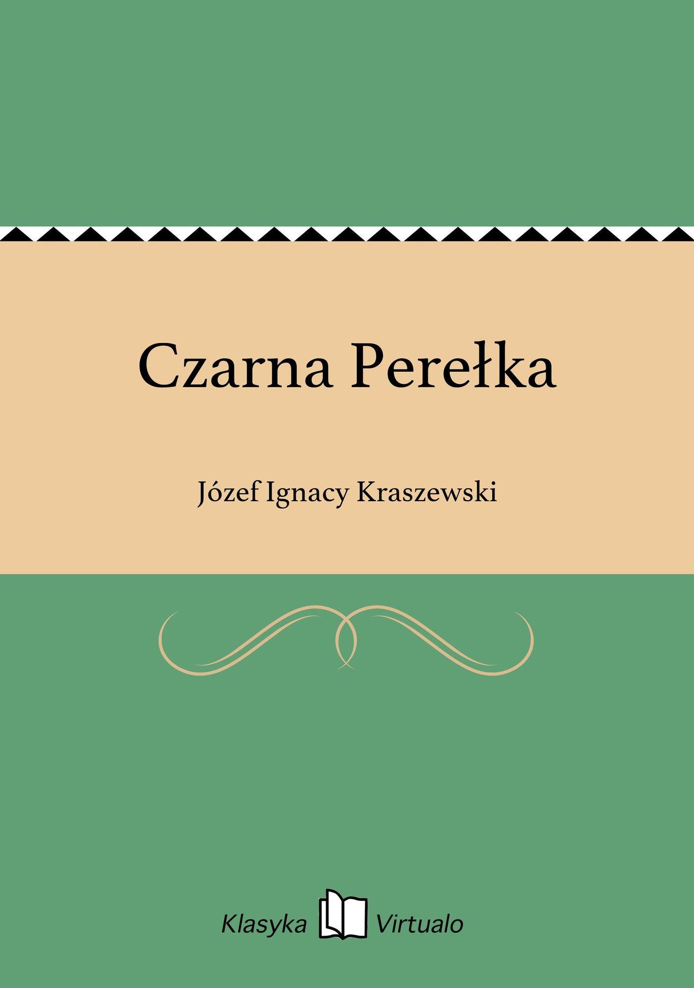 Czarna Perełka - Ebook (Książka EPUB) do pobrania w formacie EPUB