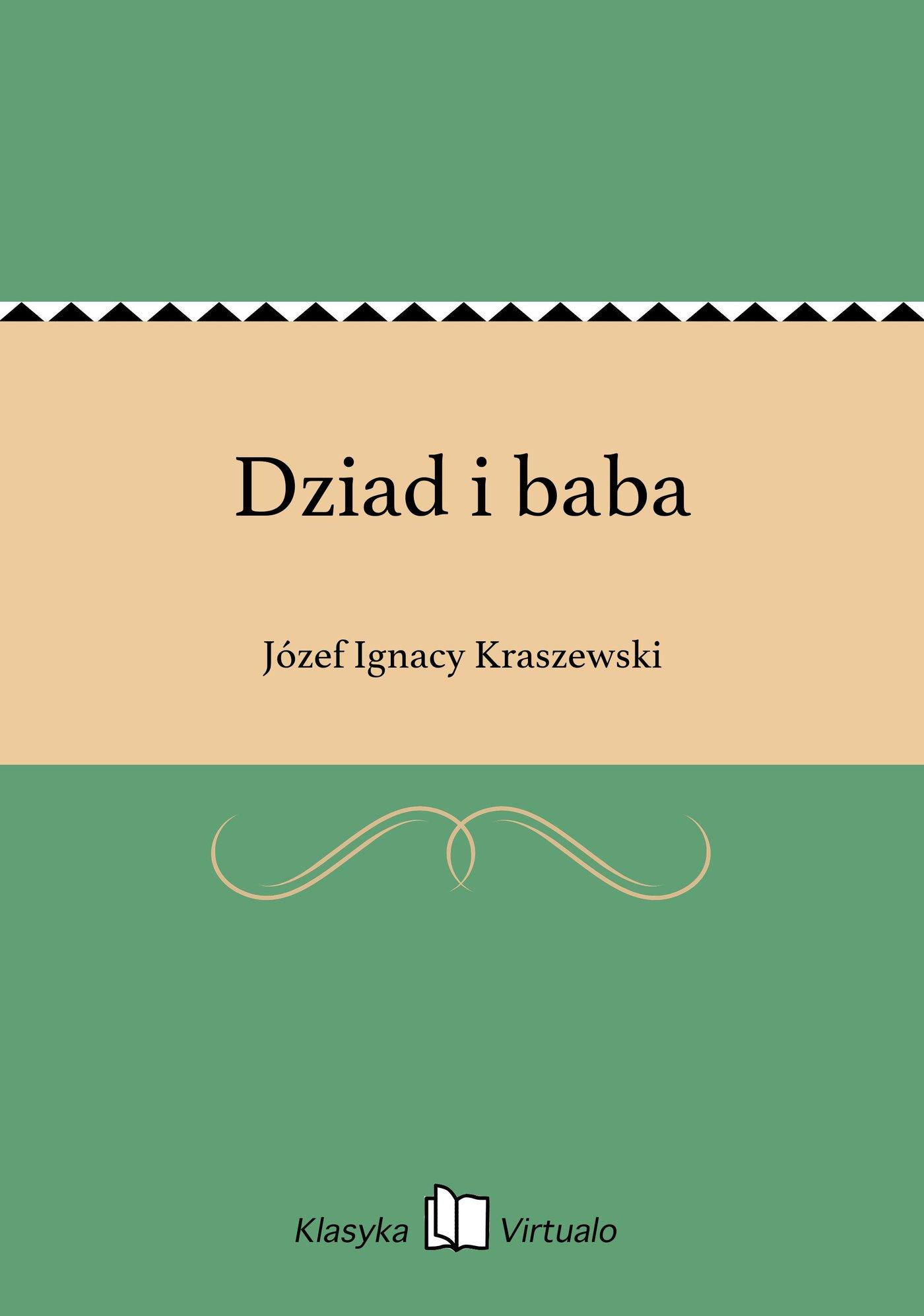 Dziad i baba - Ebook (Książka EPUB) do pobrania w formacie EPUB