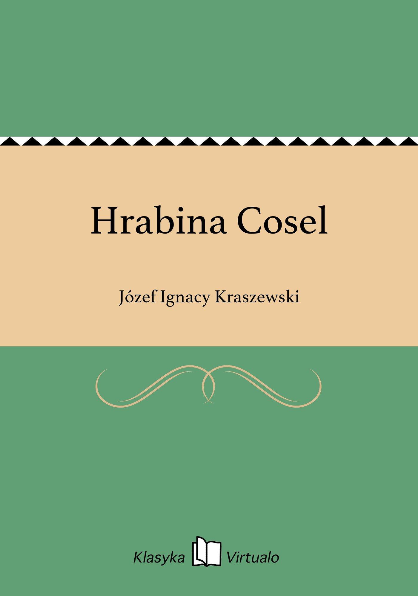 Hrabina Cosel - Ebook (Książka EPUB) do pobrania w formacie EPUB