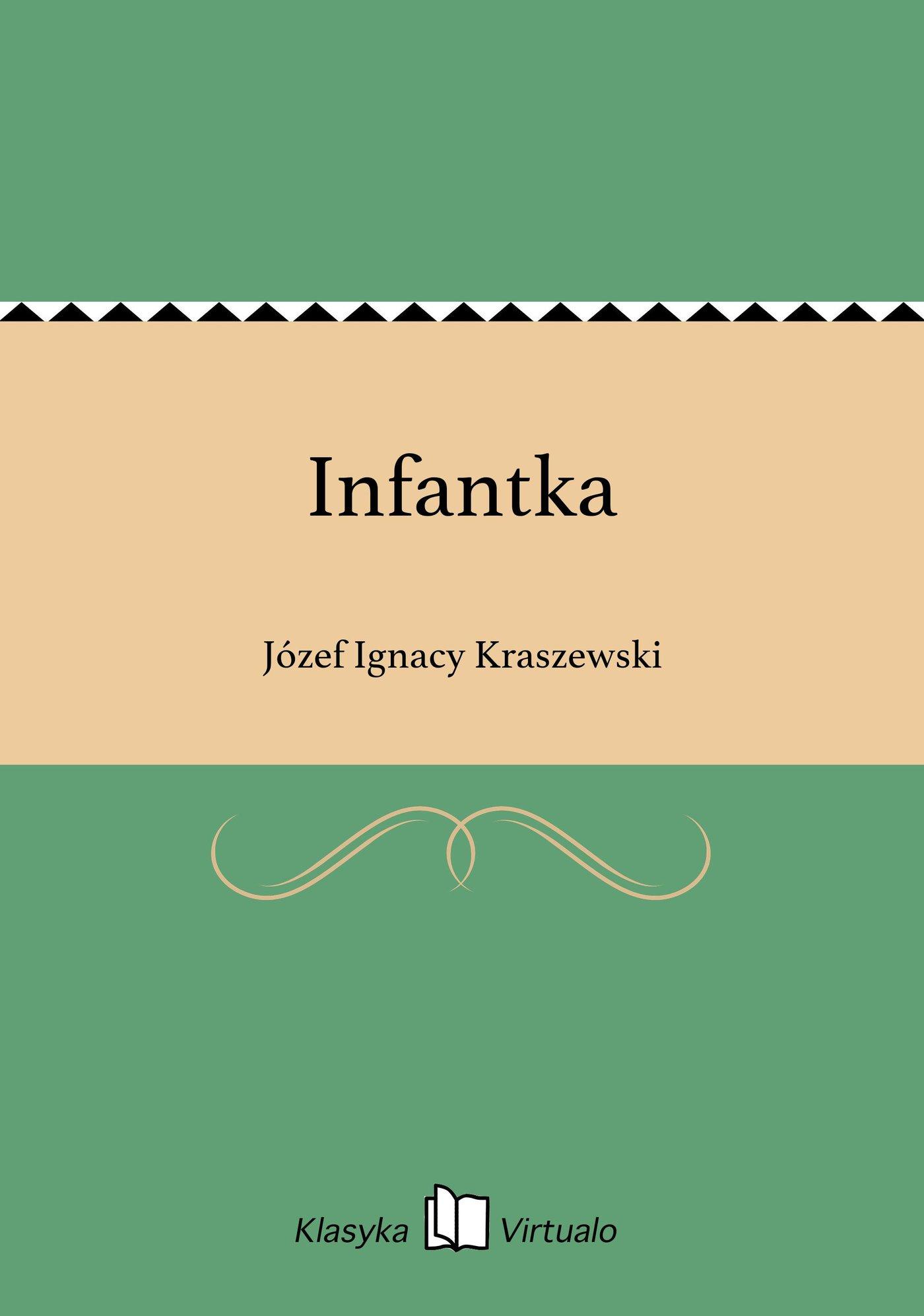 Infantka - Ebook (Książka EPUB) do pobrania w formacie EPUB