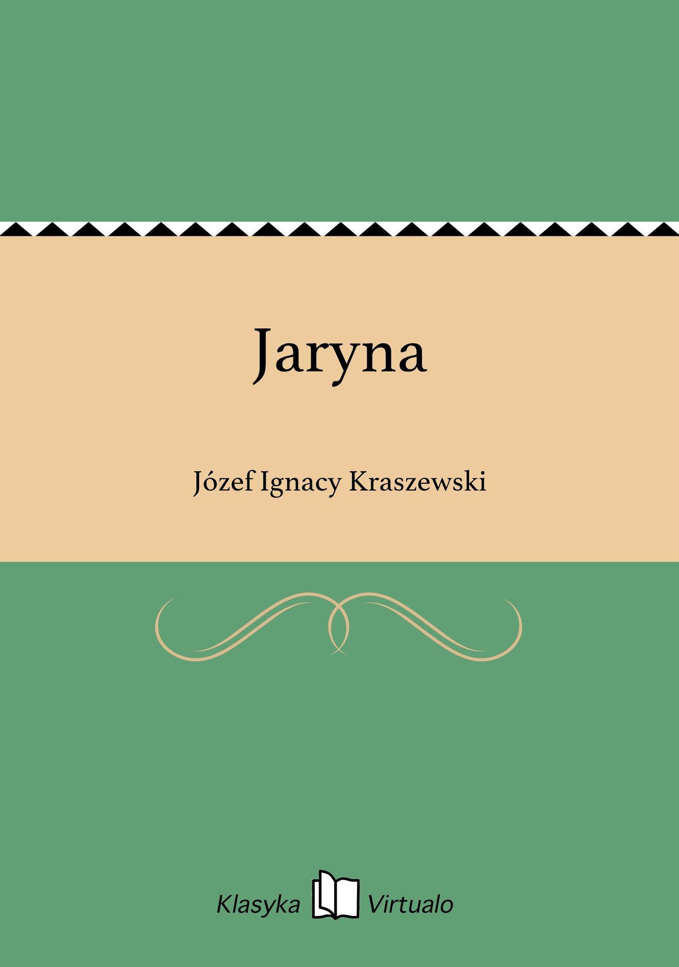 Jaryna - Ebook (Książka EPUB) do pobrania w formacie EPUB