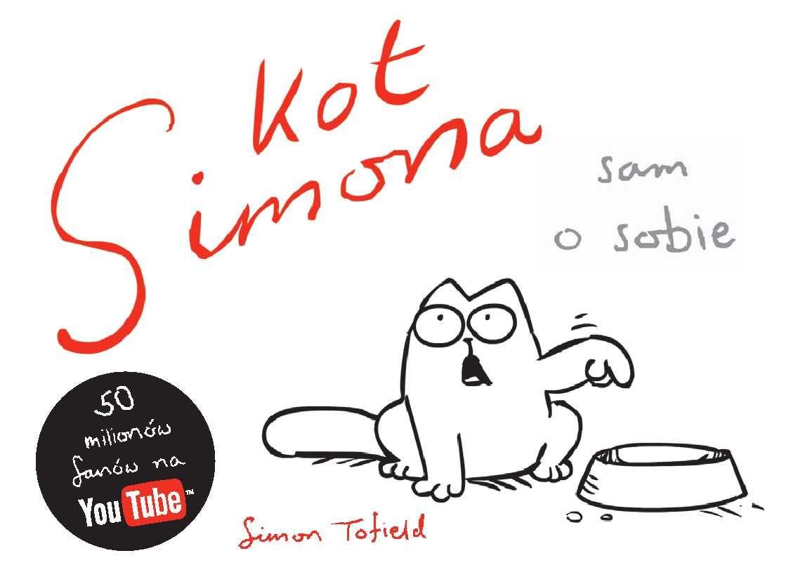 Kot Simona. Sam o sobie - Ebook (Książka PDF) do pobrania w formacie PDF