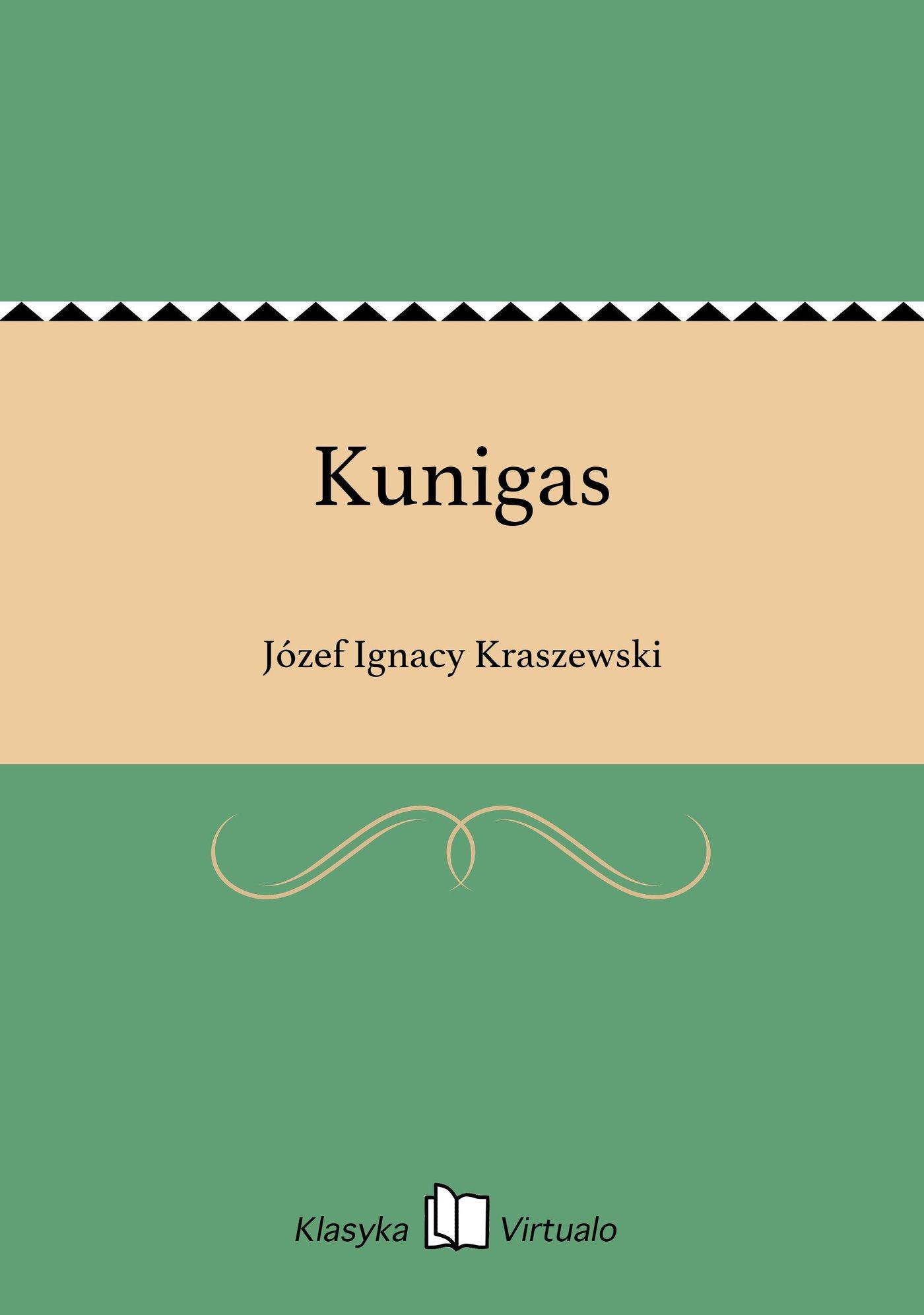 Kunigas - Ebook (Książka EPUB) do pobrania w formacie EPUB