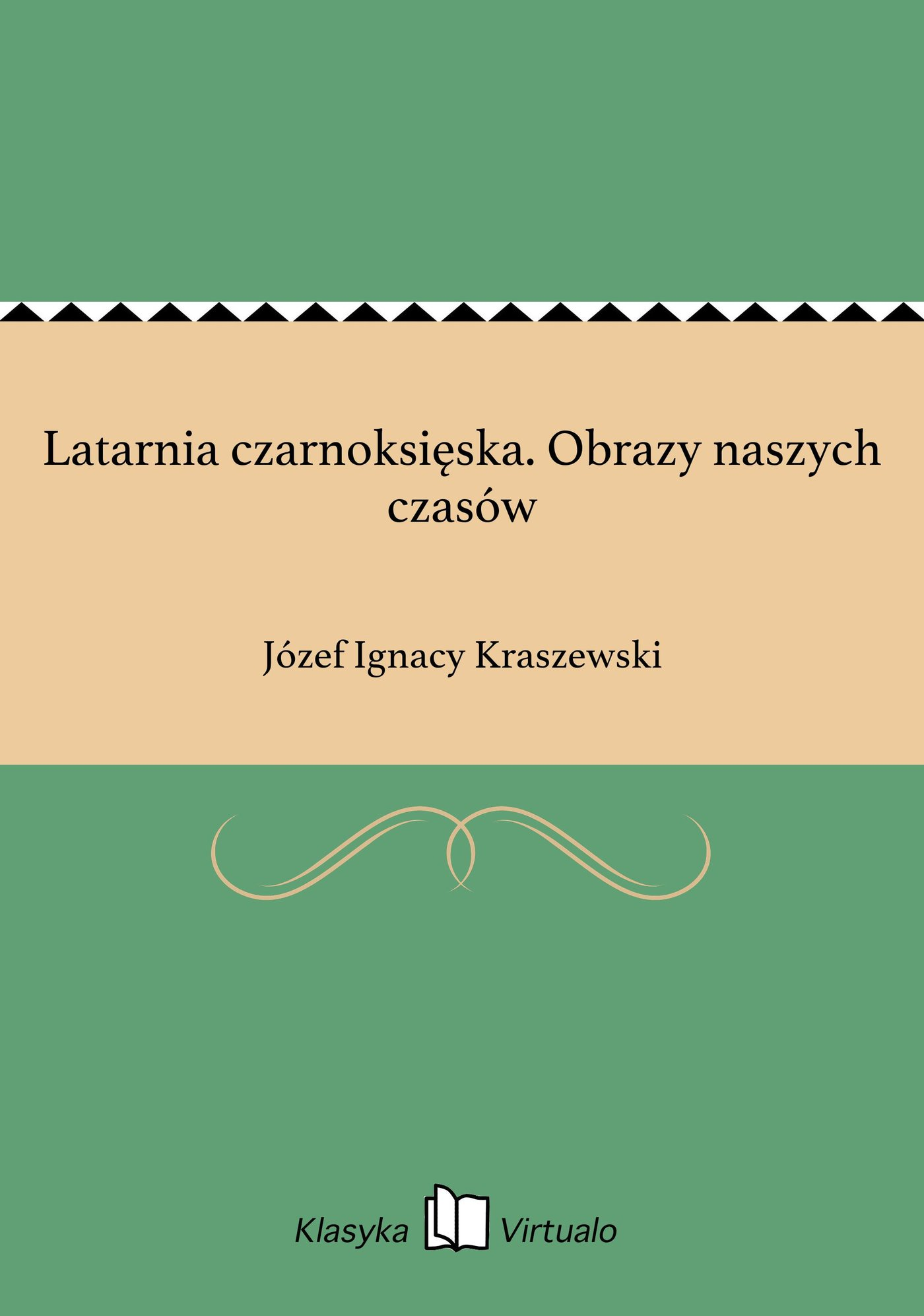 Latarnia czarnoksięska. Obrazy naszych czasów - Ebook (Książka EPUB) do pobrania w formacie EPUB