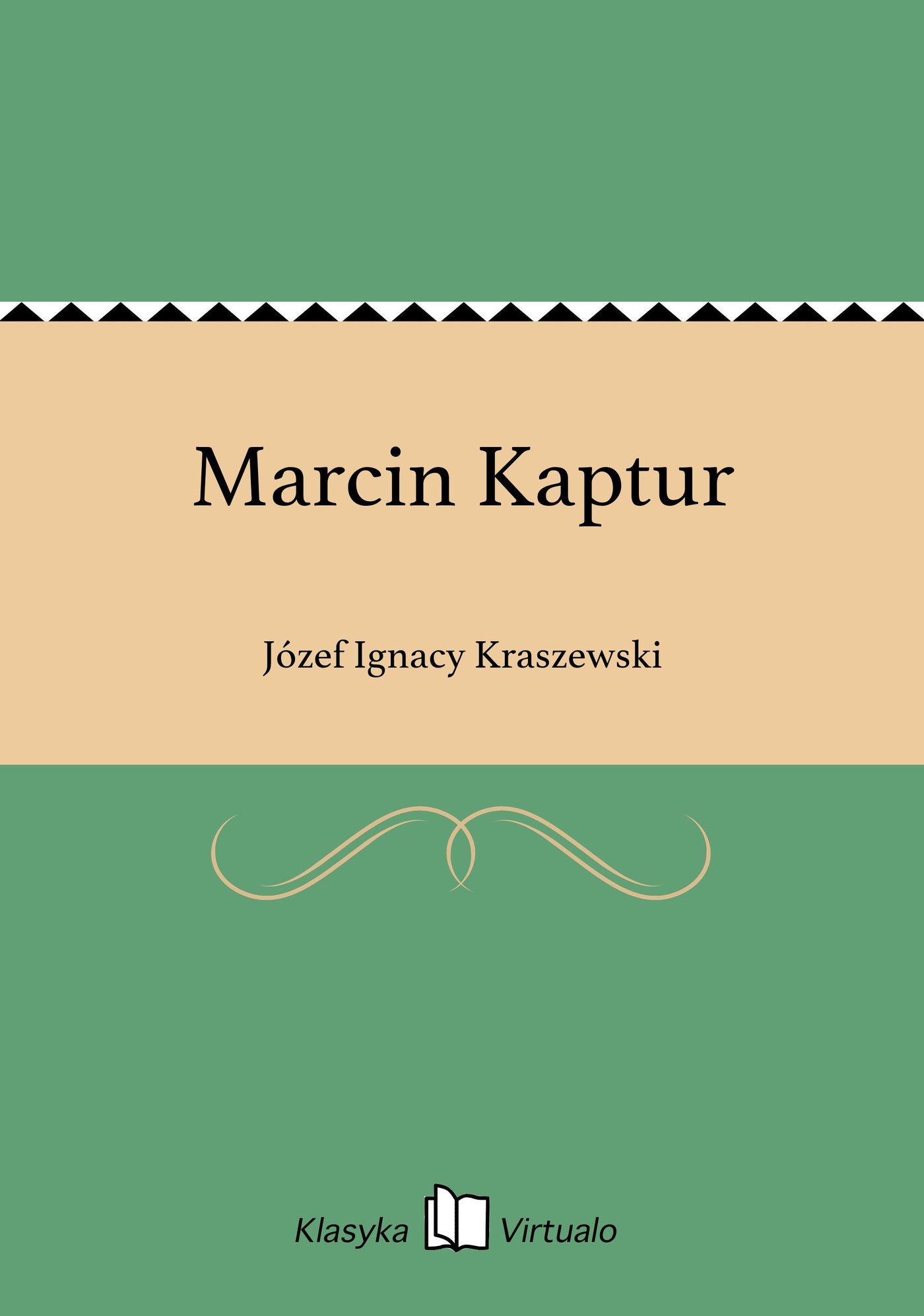 Marcin Kaptur - Ebook (Książka EPUB) do pobrania w formacie EPUB