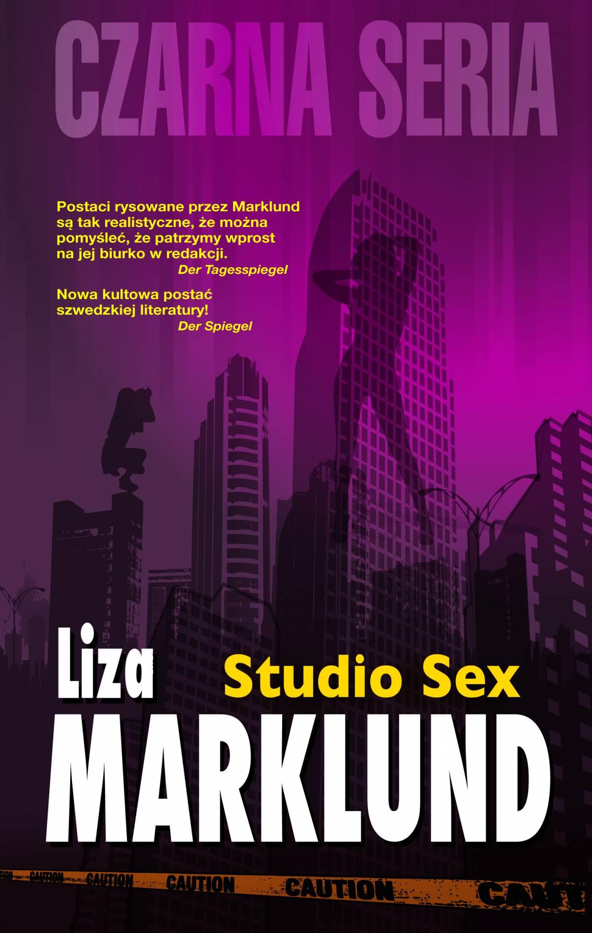 Studio Sex - Ebook (Książka EPUB) do pobrania w formacie EPUB