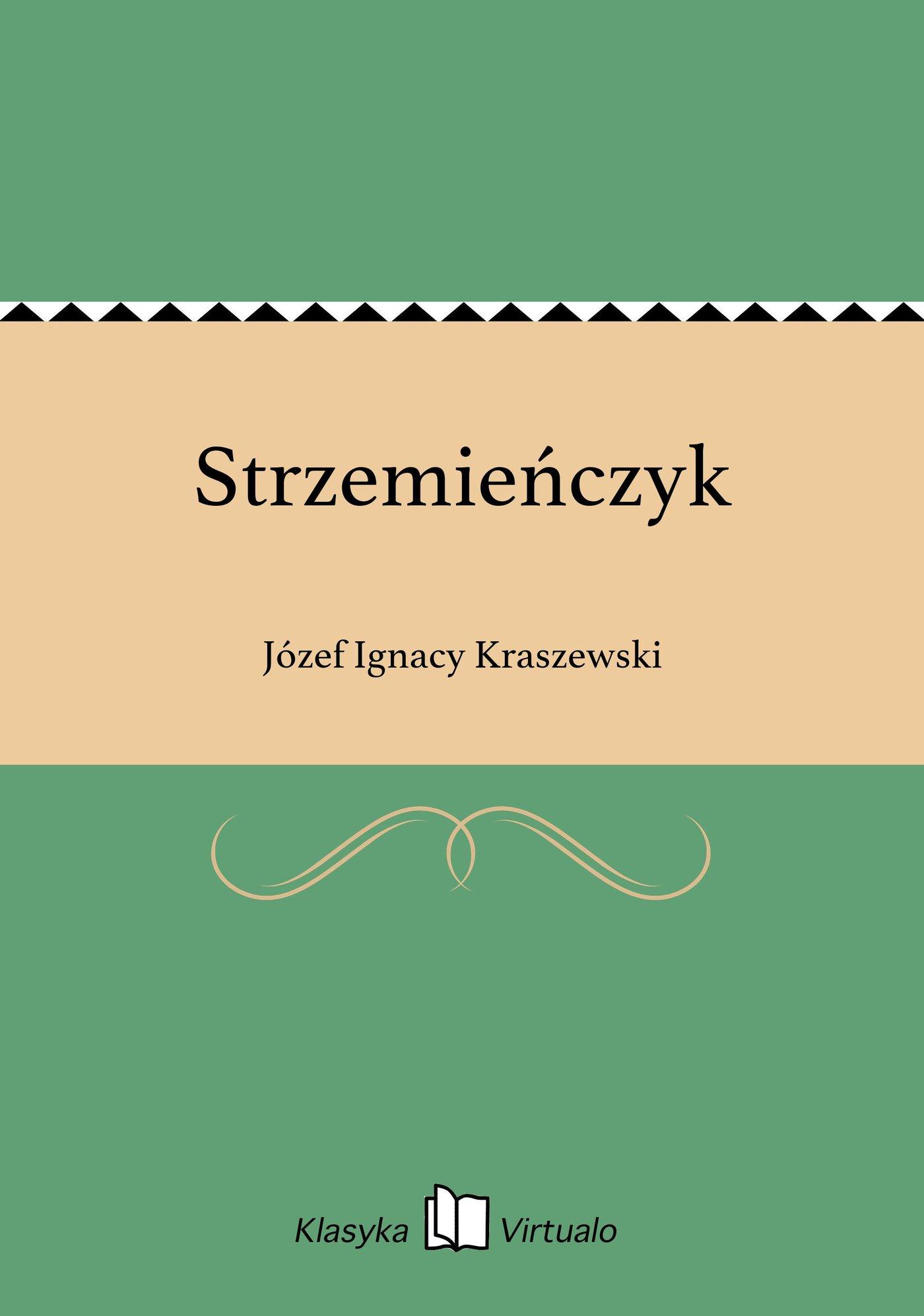 Strzemieńczyk - Ebook (Książka EPUB) do pobrania w formacie EPUB