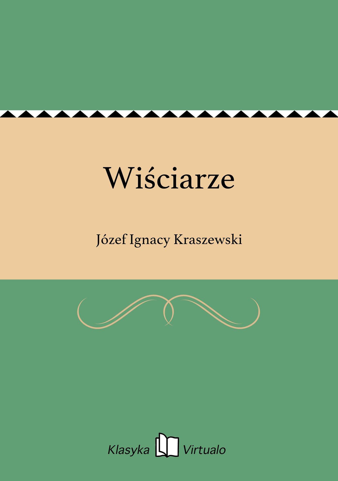 Wiściarze - Ebook (Książka EPUB) do pobrania w formacie EPUB