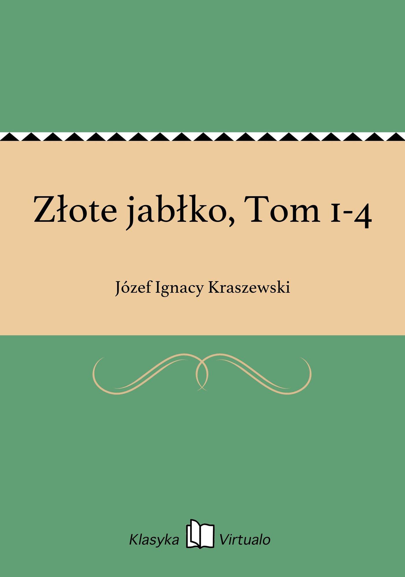 Złote jabłko, Tom 1-4 - Ebook (Książka EPUB) do pobrania w formacie EPUB