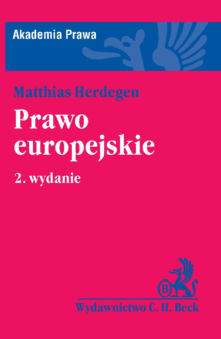 Prawo europejskie - Ebook (Książka PDF) do pobrania w formacie PDF