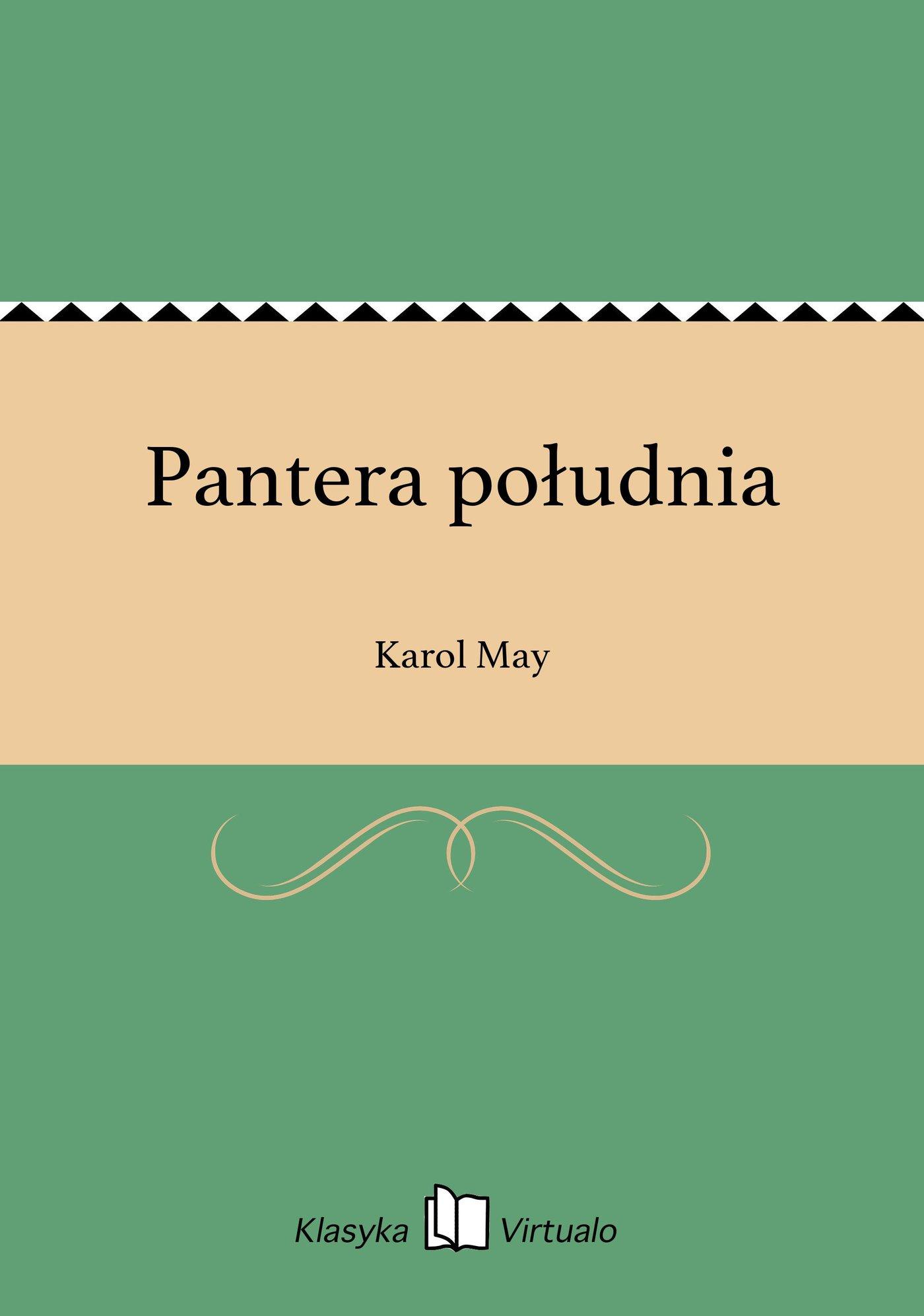 Pantera południa - Ebook (Książka EPUB) do pobrania w formacie EPUB